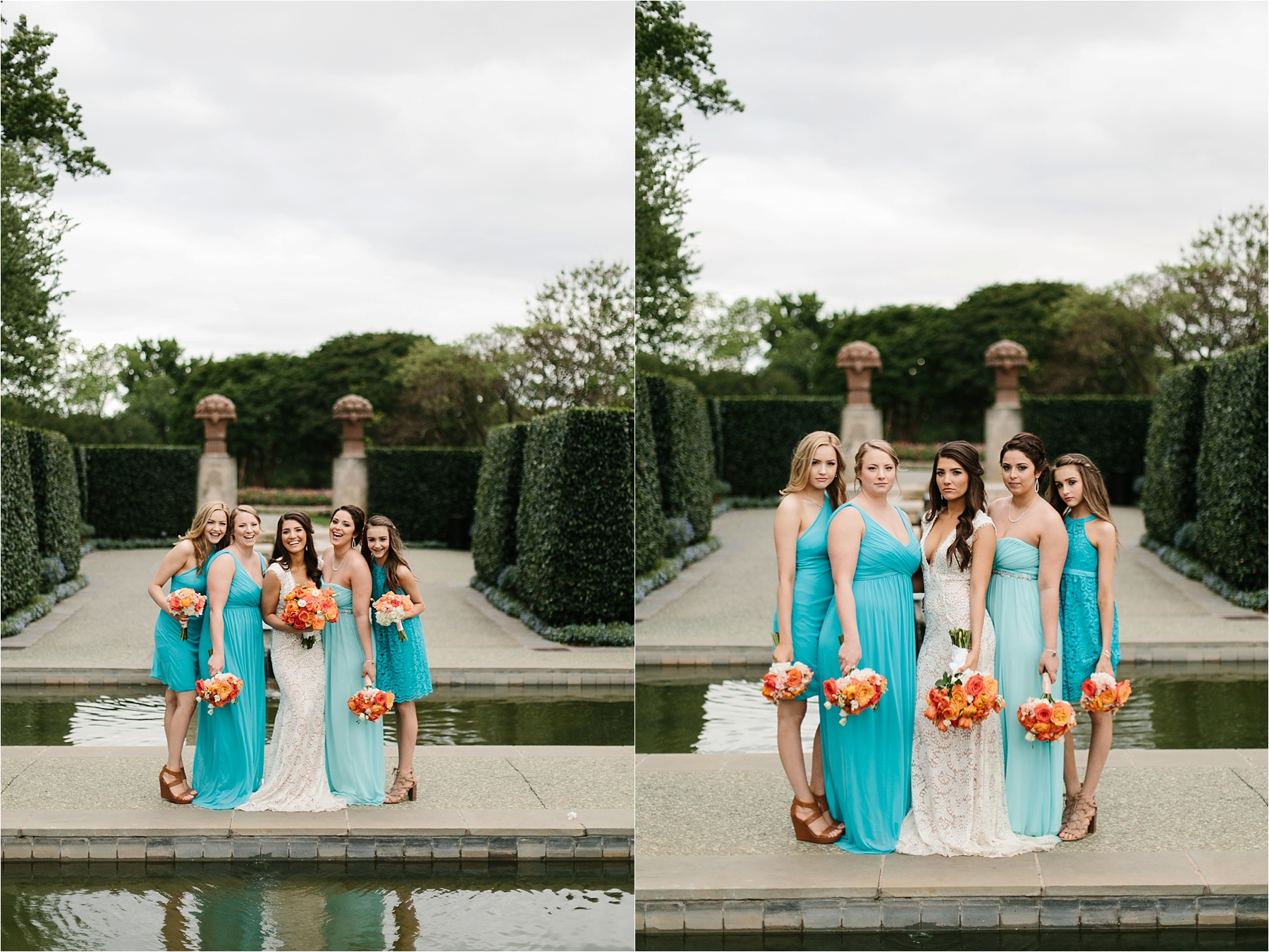 Devyn + Caden __ a Dallas Arboretum Garden Style Wedding by North Texas Wedding Photographer Rachel Meagan Photography __ 067