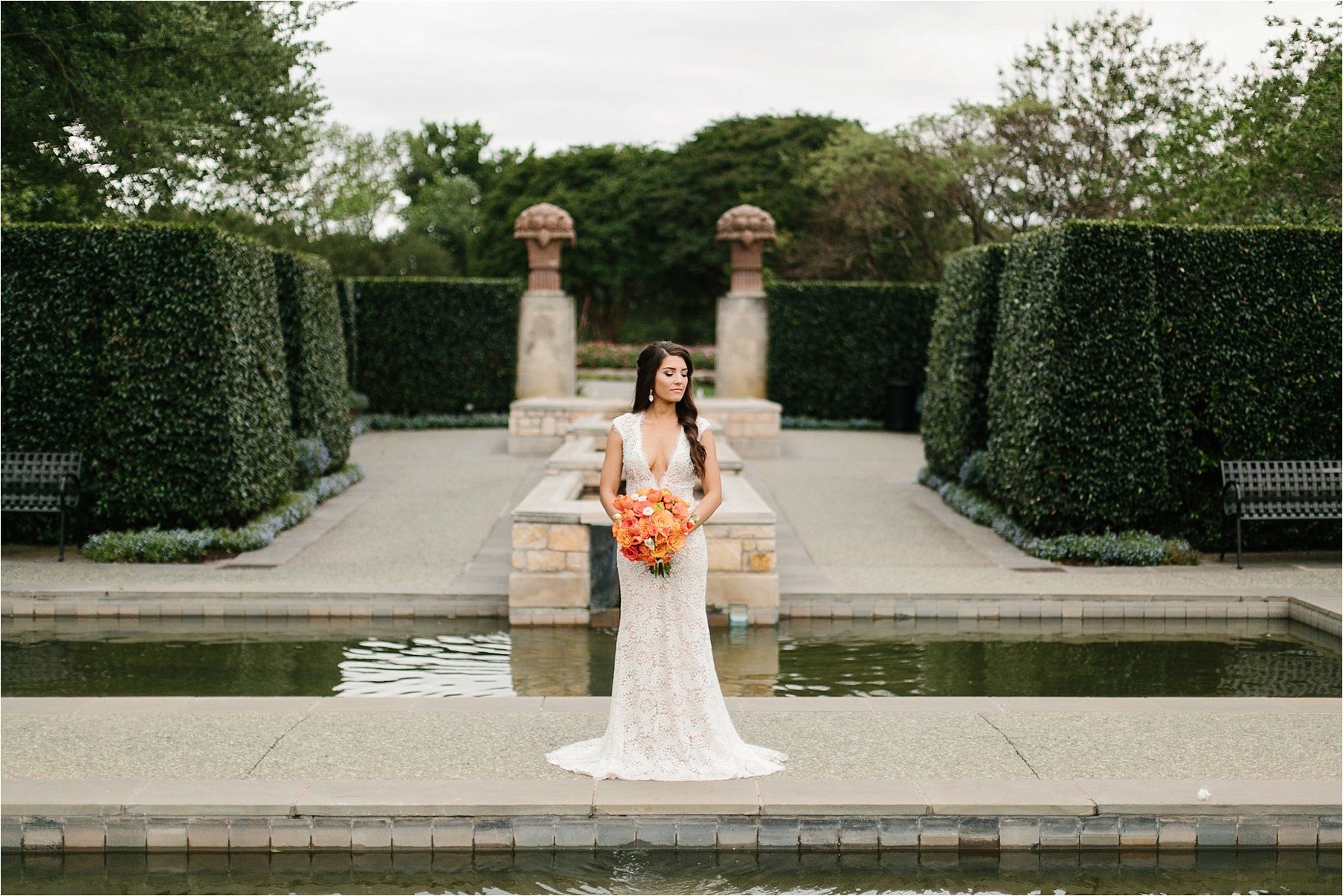 Devyn + Caden __ a Dallas Arboretum Garden Style Wedding by North Texas Wedding Photographer Rachel Meagan Photography __ 070