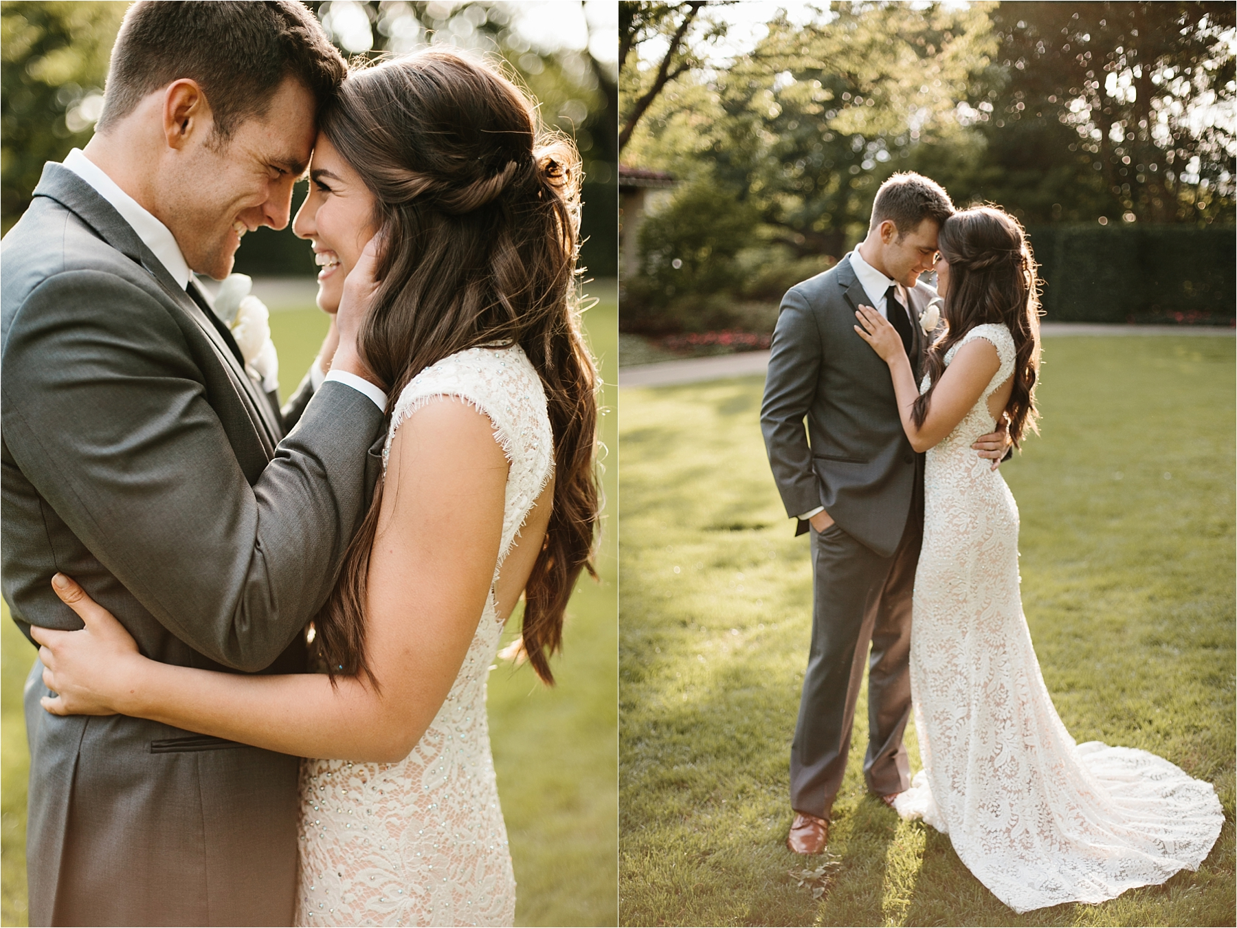 Devyn + Caden __ a Dallas Arboretum Garden Style Wedding by North Texas Wedding Photographer Rachel Meagan Photography __ 079
