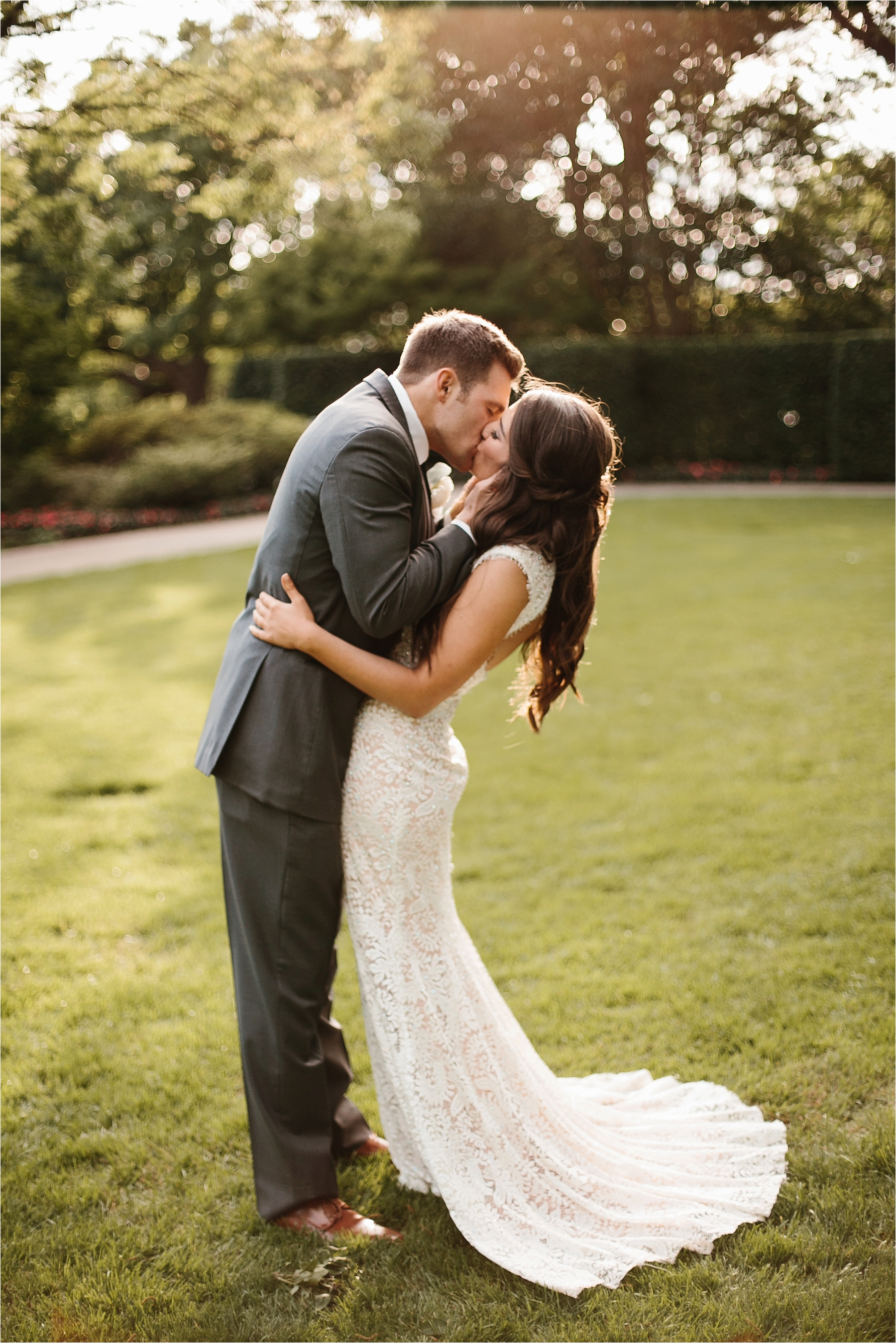 Devyn + Caden __ a Dallas Arboretum Garden Style Wedding by North Texas Wedding Photographer Rachel Meagan Photography __ 081