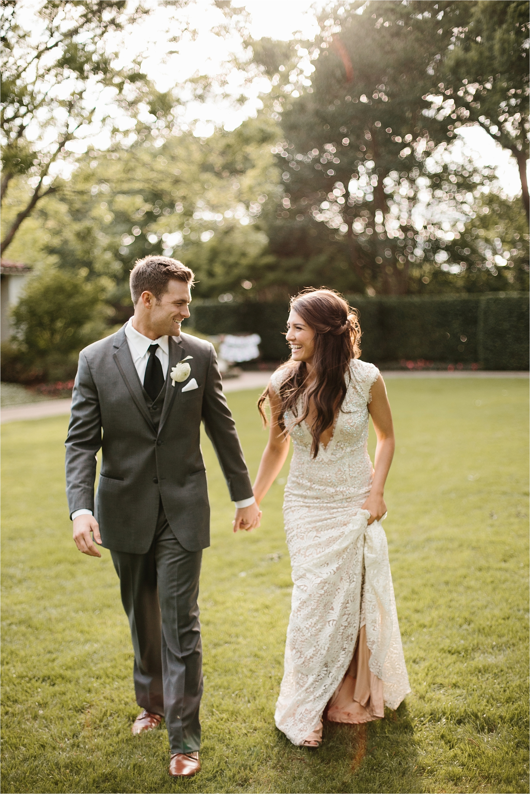 Devyn + Caden __ a Dallas Arboretum Garden Style Wedding by North Texas Wedding Photographer Rachel Meagan Photography __ 082
