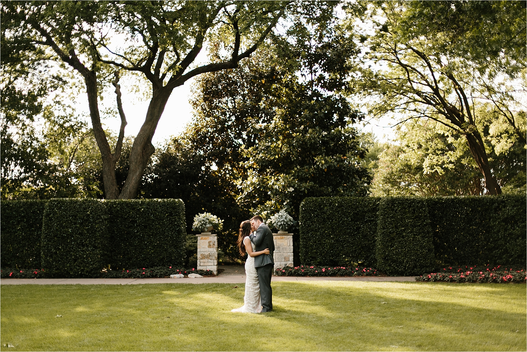 Devyn + Caden __ a Dallas Arboretum Garden Style Wedding by North Texas Wedding Photographer Rachel Meagan Photography __ 085