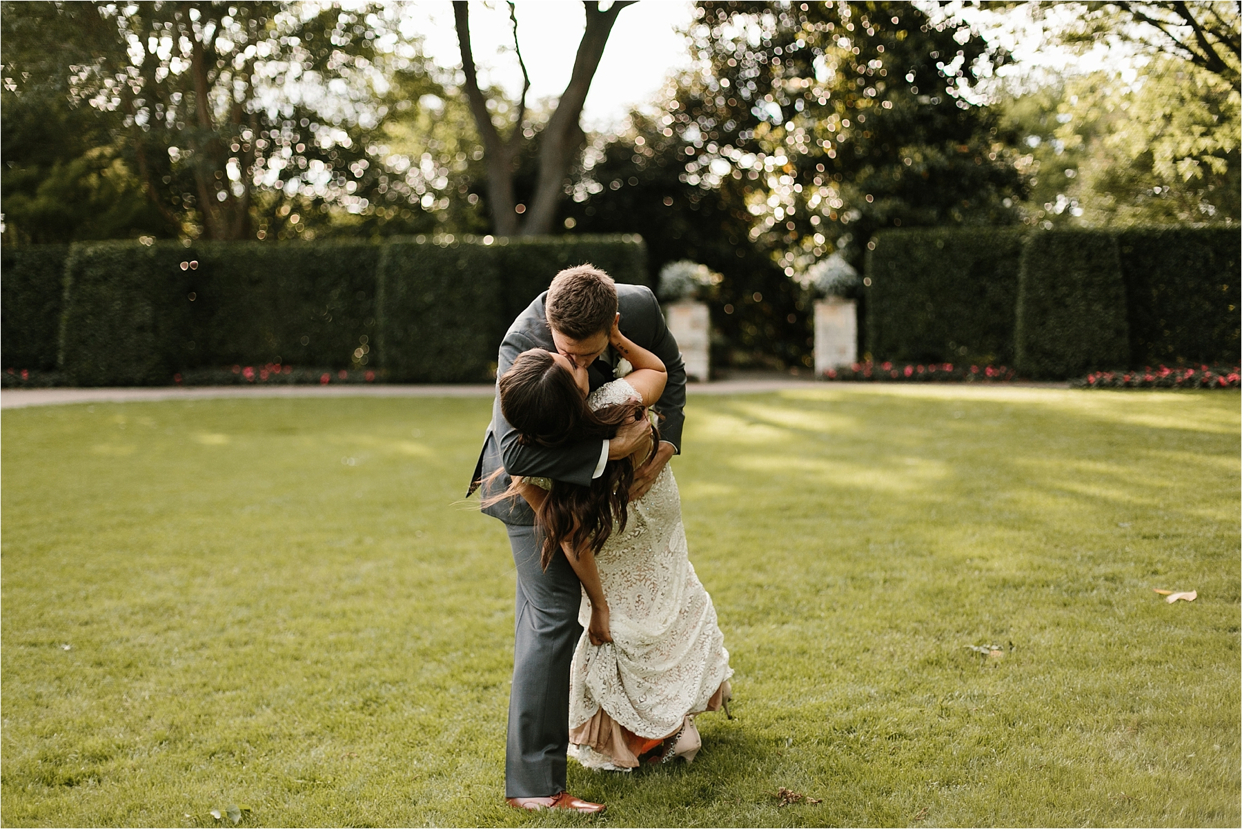 Devyn + Caden __ a Dallas Arboretum Garden Style Wedding by North Texas Wedding Photographer Rachel Meagan Photography __ 087