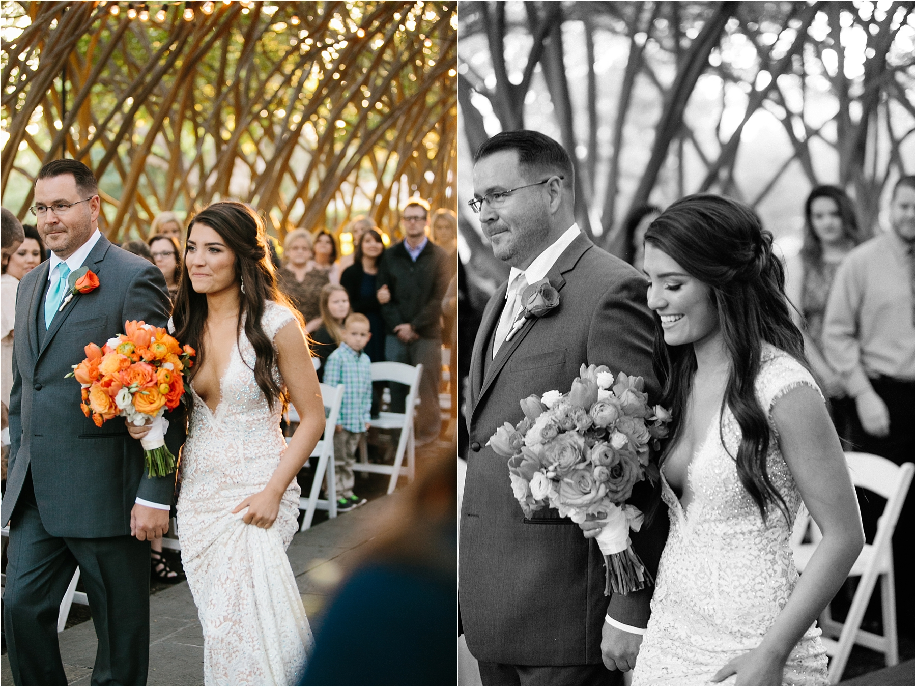Devyn + Caden __ a Dallas Arboretum Garden Style Wedding by North Texas Wedding Photographer Rachel Meagan Photography __ 091