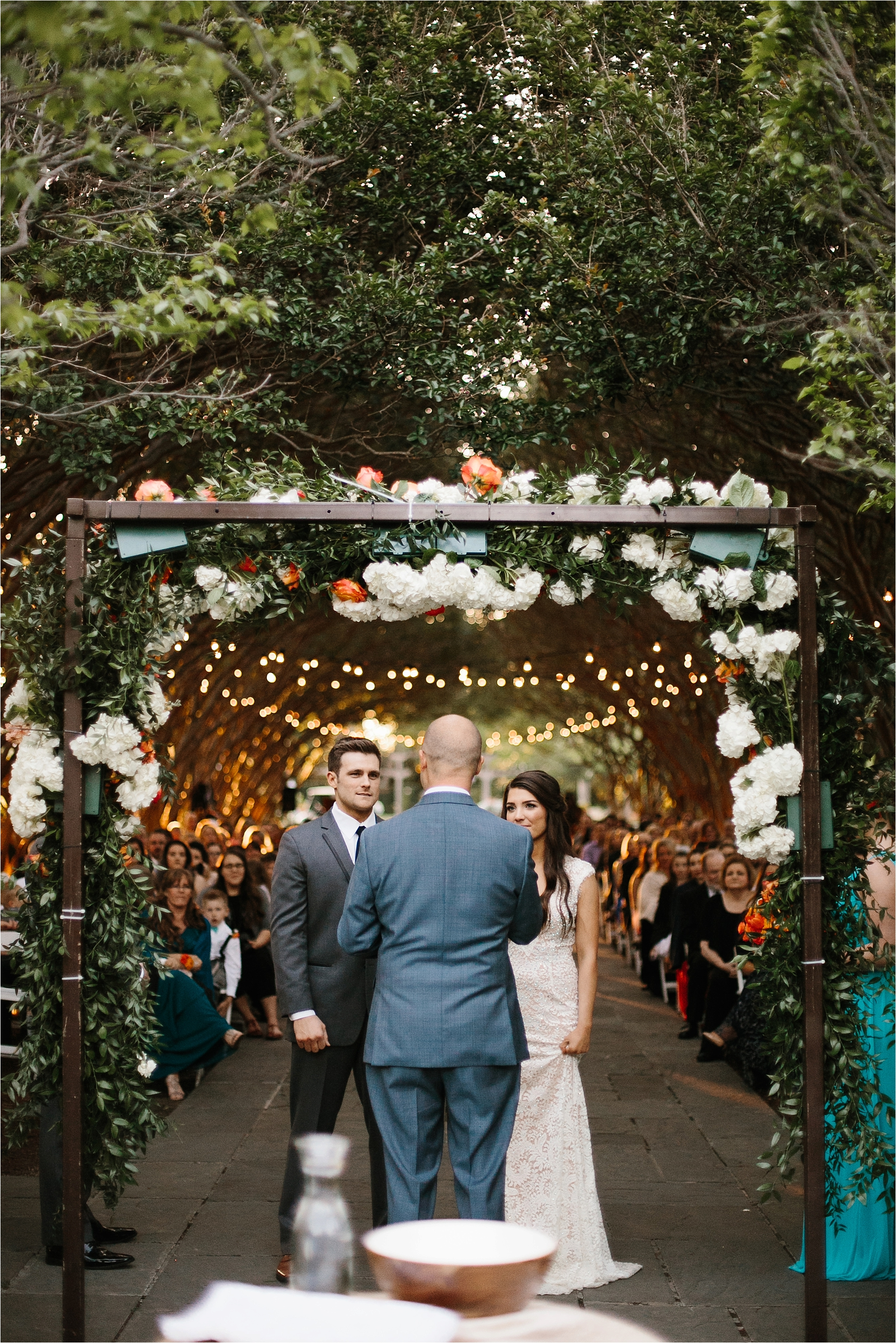 Devyn + Caden __ a Dallas Arboretum Garden Style Wedding by North Texas Wedding Photographer Rachel Meagan Photography __ 092