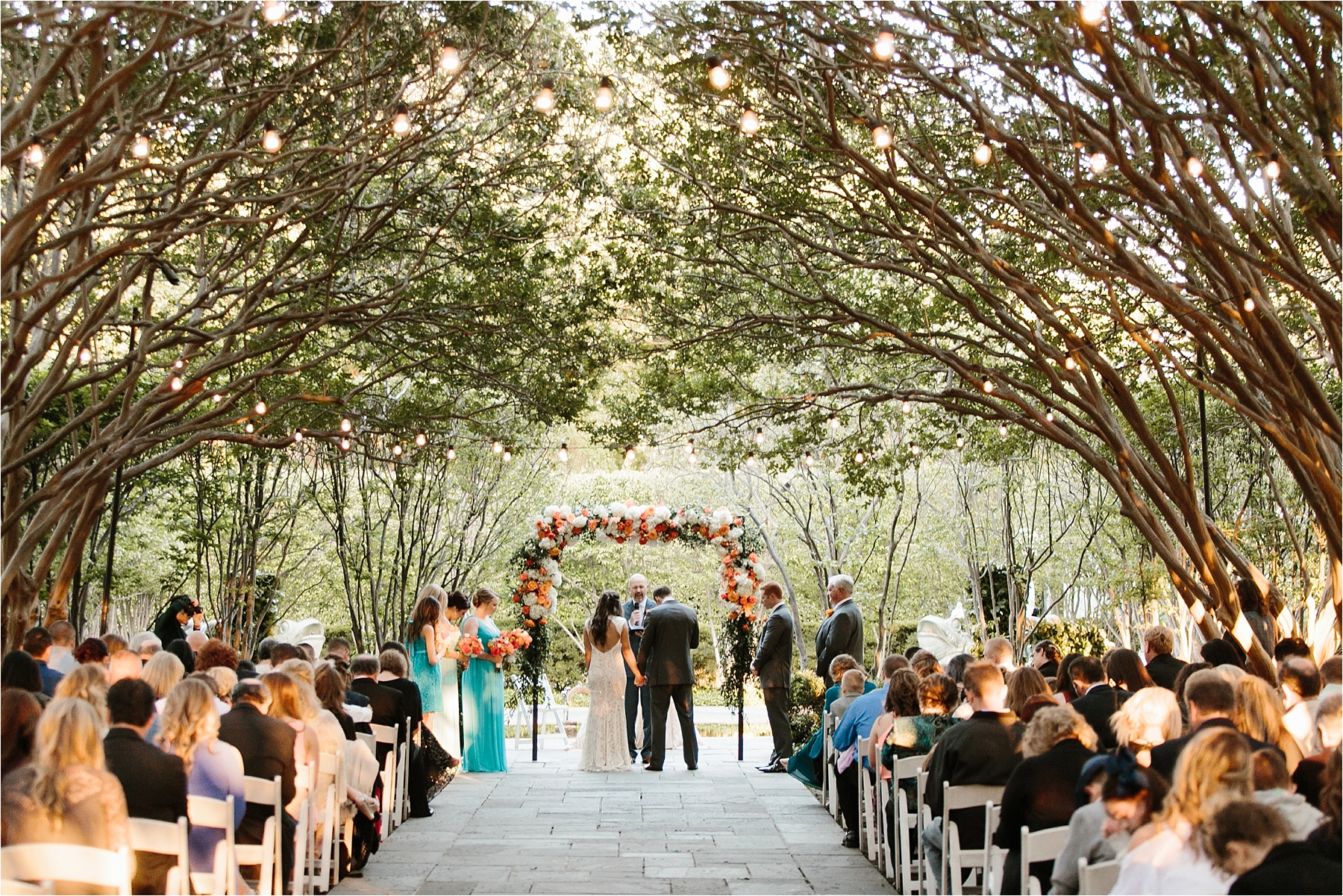 Devyn + Caden __ a Dallas Arboretum Garden Style Wedding by North Texas Wedding Photographer Rachel Meagan Photography __ 095