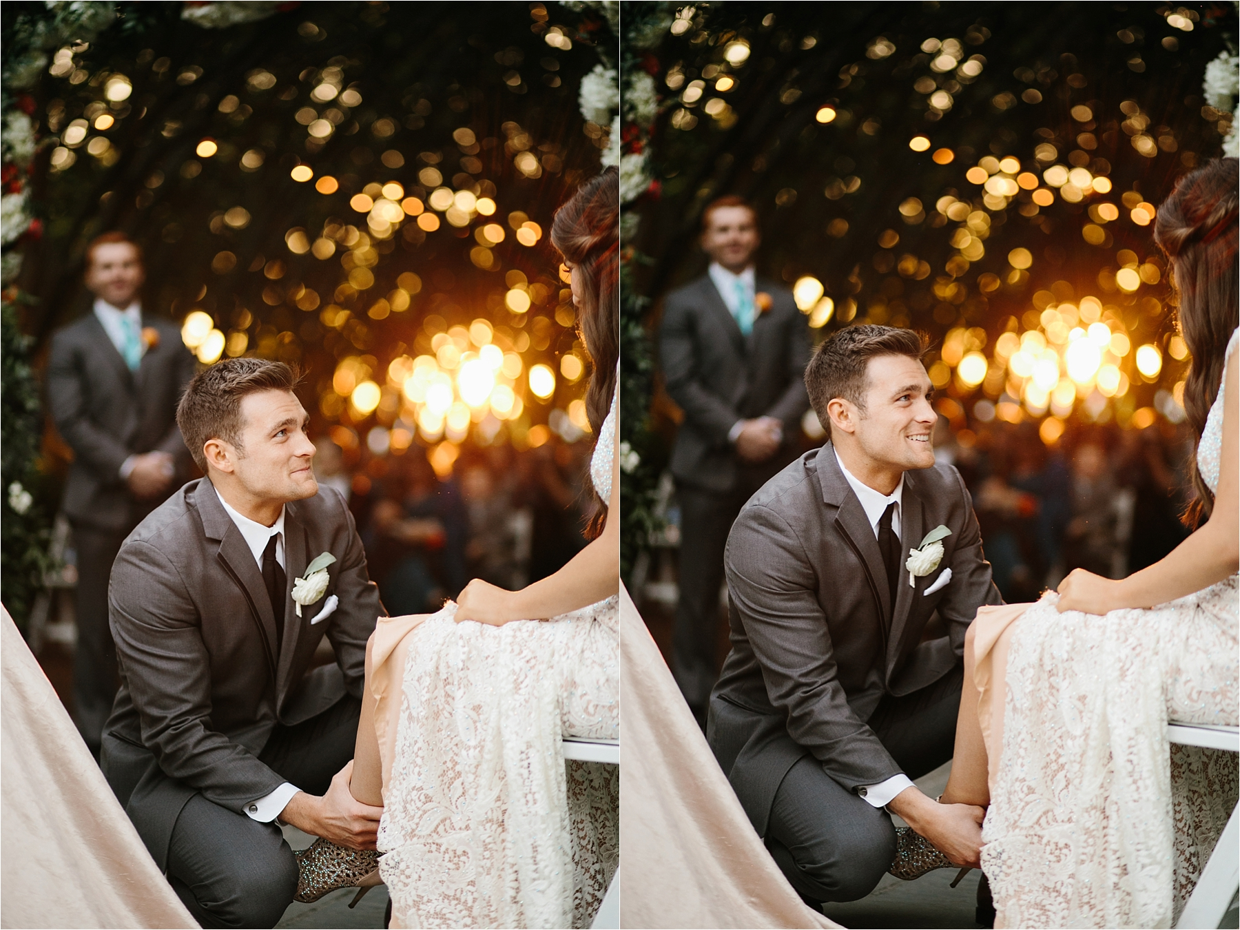 Devyn + Caden __ a Dallas Arboretum Garden Style Wedding by North Texas Wedding Photographer Rachel Meagan Photography __ 100