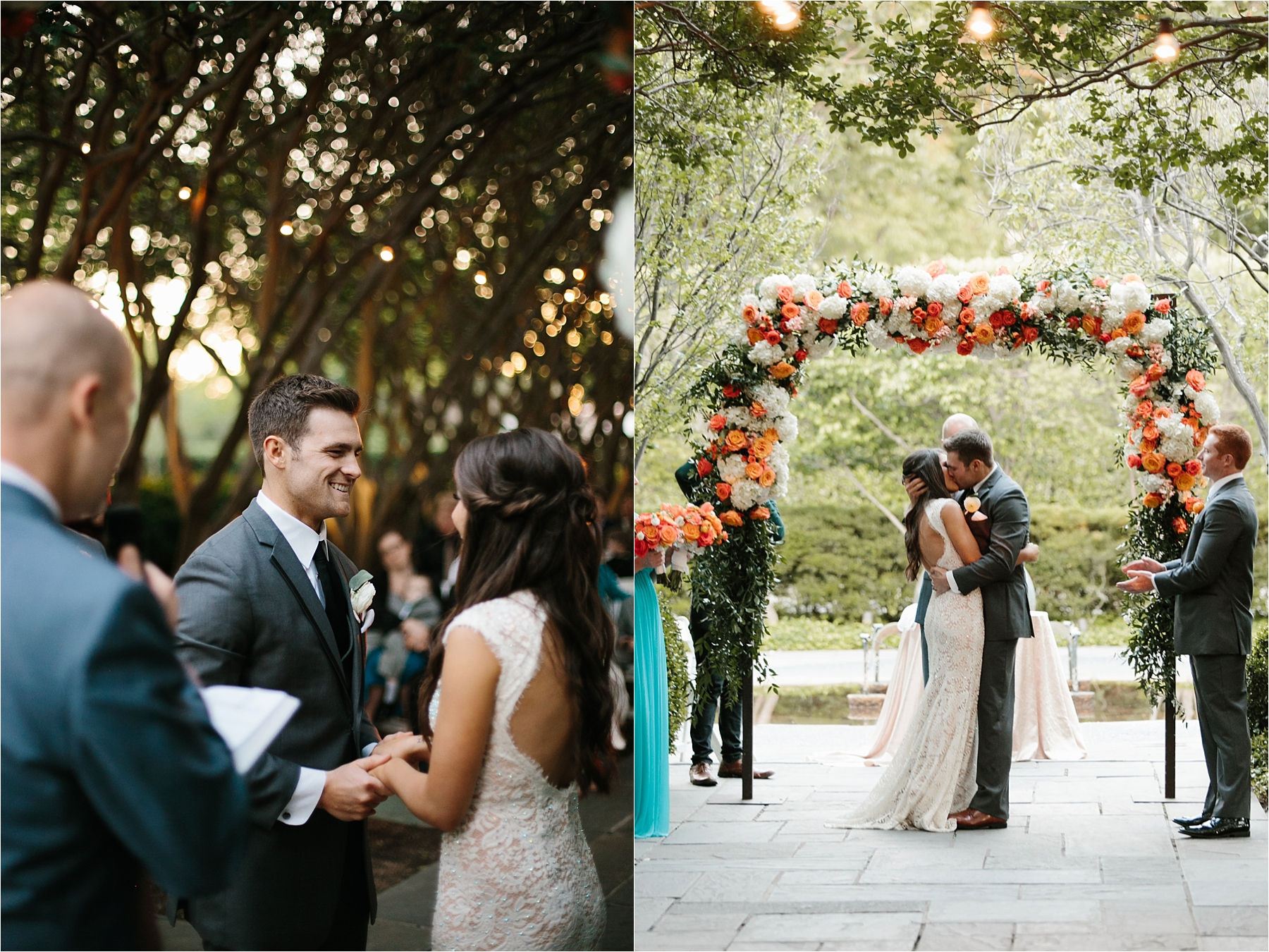 Devyn + Caden __ a Dallas Arboretum Garden Style Wedding by North Texas Wedding Photographer Rachel Meagan Photography __ 112