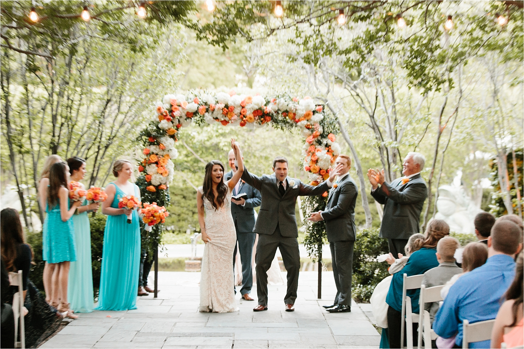 Devyn + Caden __ a Dallas Arboretum Garden Style Wedding by North Texas Wedding Photographer Rachel Meagan Photography __ 114