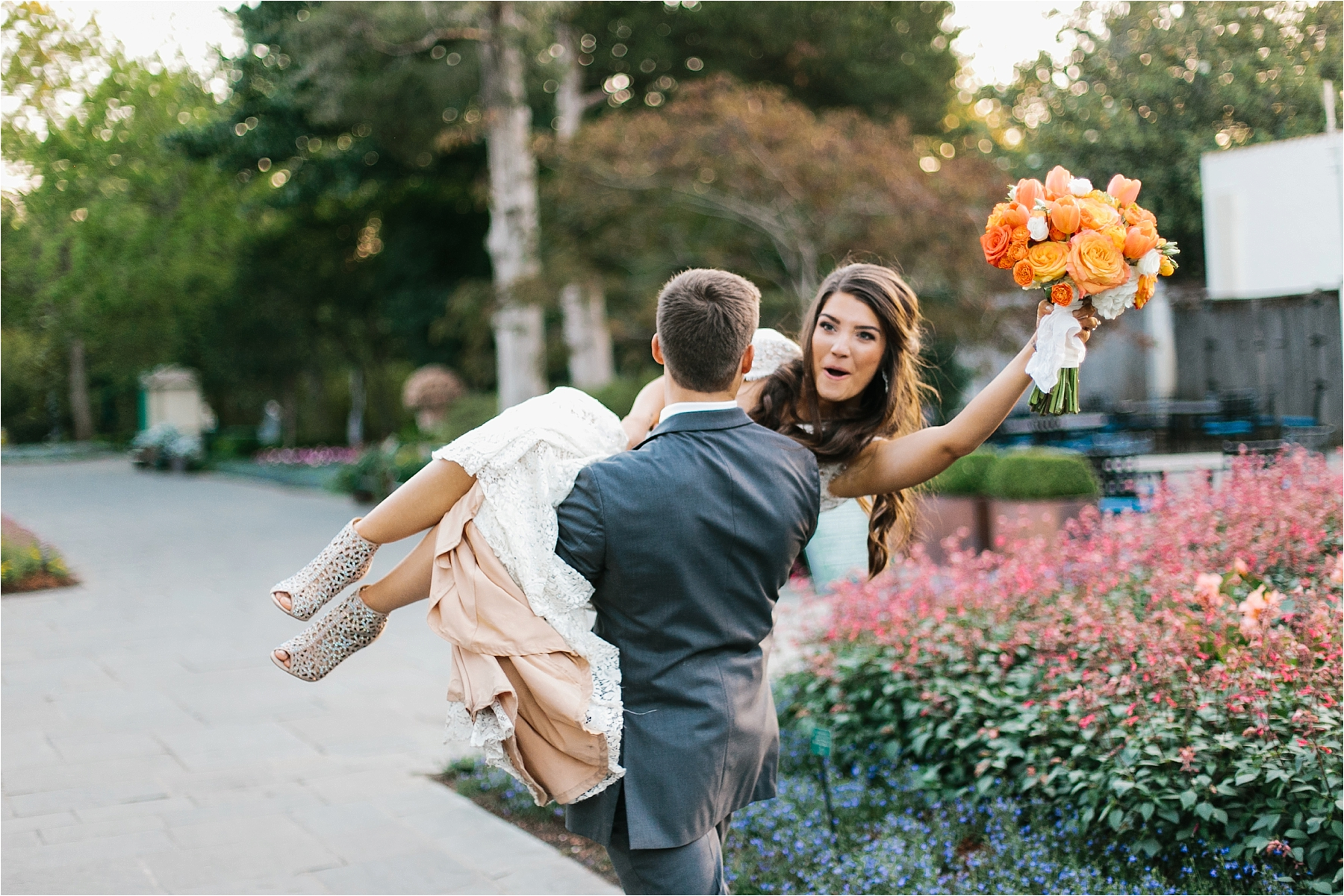 Devyn + Caden __ a Dallas Arboretum Garden Style Wedding by North Texas Wedding Photographer Rachel Meagan Photography __ 118