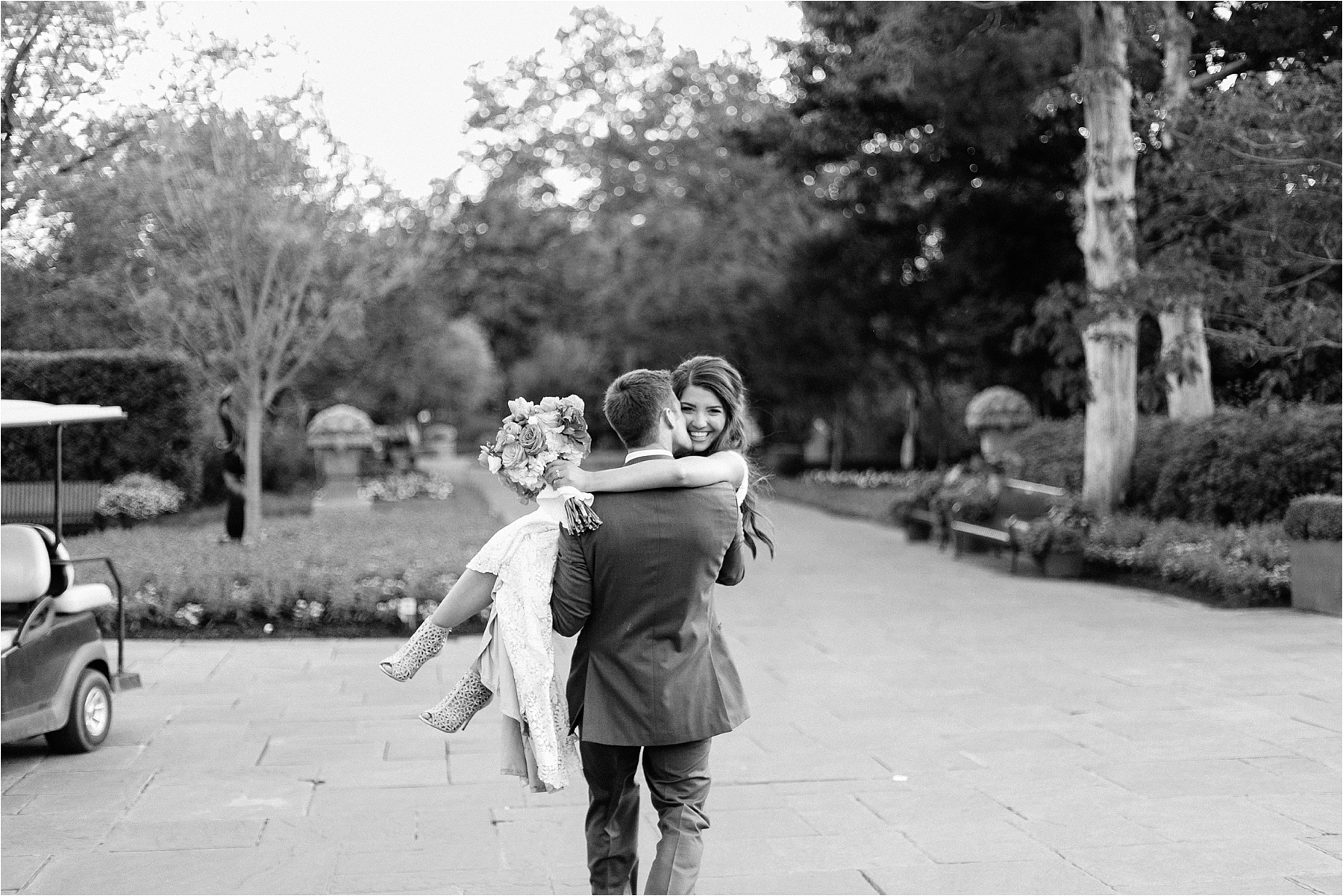 Devyn + Caden __ a Dallas Arboretum Garden Style Wedding by North Texas Wedding Photographer Rachel Meagan Photography __ 119