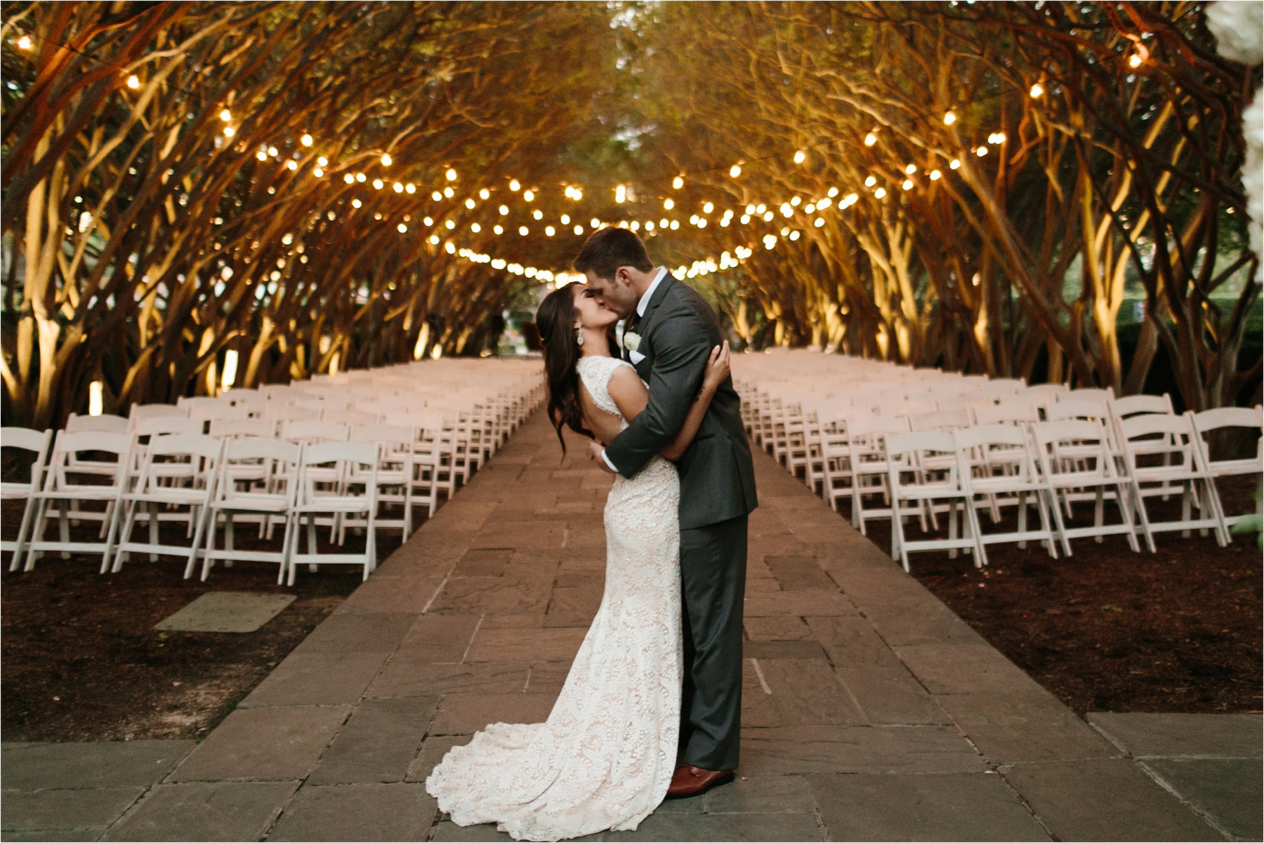 Devyn + Caden __ a Dallas Arboretum Garden Style Wedding by North Texas Wedding Photographer Rachel Meagan Photography __ 121