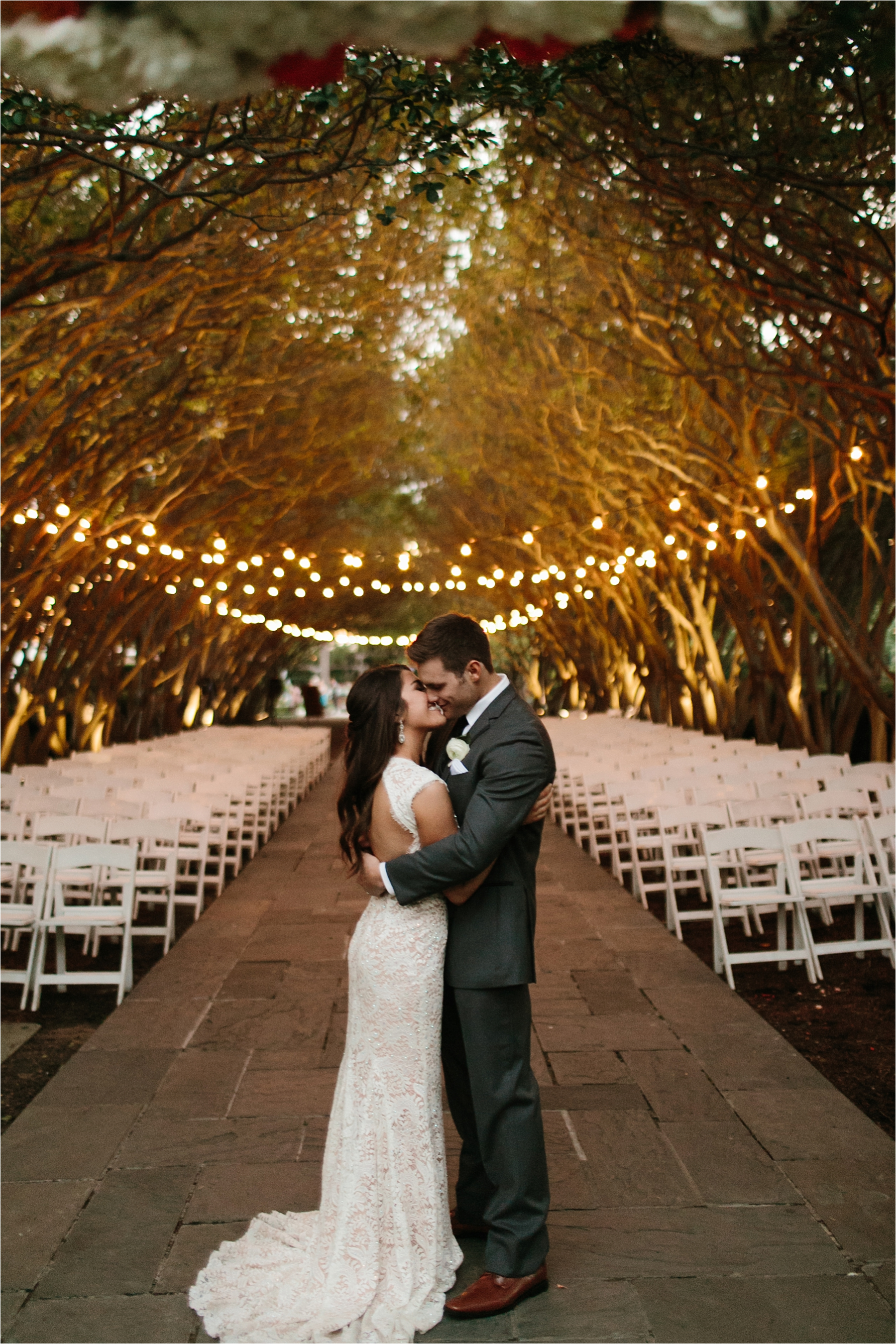 Devyn + Caden __ a Dallas Arboretum Garden Style Wedding by North Texas Wedding Photographer Rachel Meagan Photography __ 122