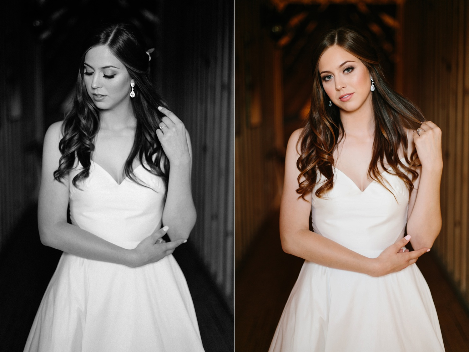 Aleta + Sabian a blush pink and navy blue wedding at The Springs in Anna, TX by North Texas Wedding Photographer _ Rachel Meagan Photography _ 023
