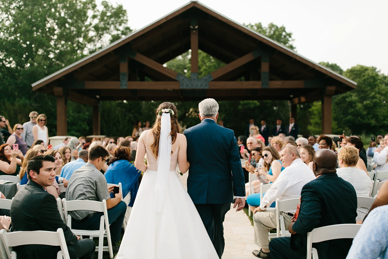 Aleta + Sabian a blush pink and navy blue wedding at The Springs in Anna, TX by North Texas Wedding Photographer _ Rachel Meagan Photography _ 050