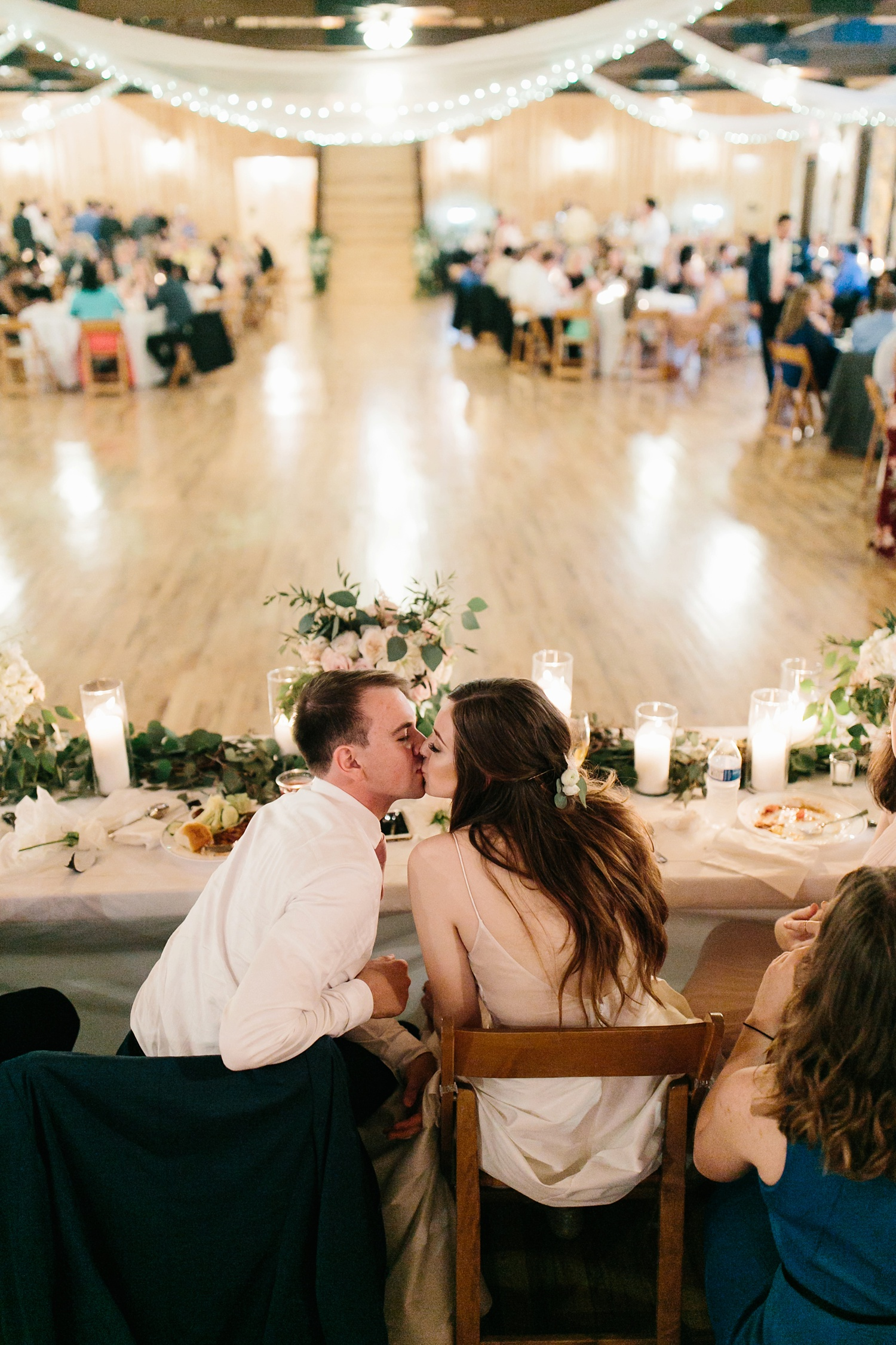 Aleta + Sabian a blush pink and navy blue wedding at The Springs in Anna, TX by North Texas Wedding Photographer _ Rachel Meagan Photography _ 110