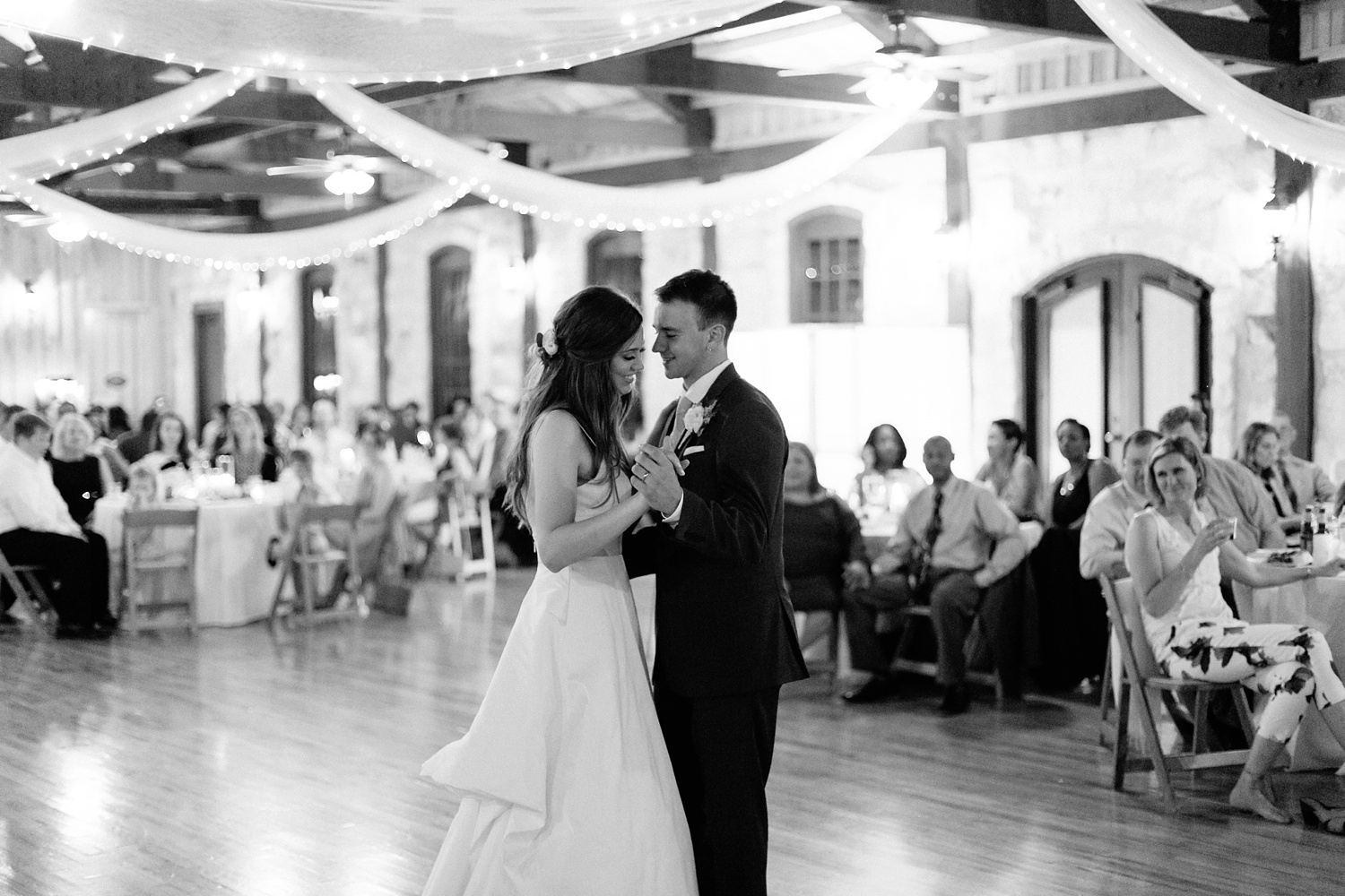Aleta + Sabian a blush pink and navy blue wedding at The Springs in Anna, TX by North Texas Wedding Photographer _ Rachel Meagan Photography _ 115