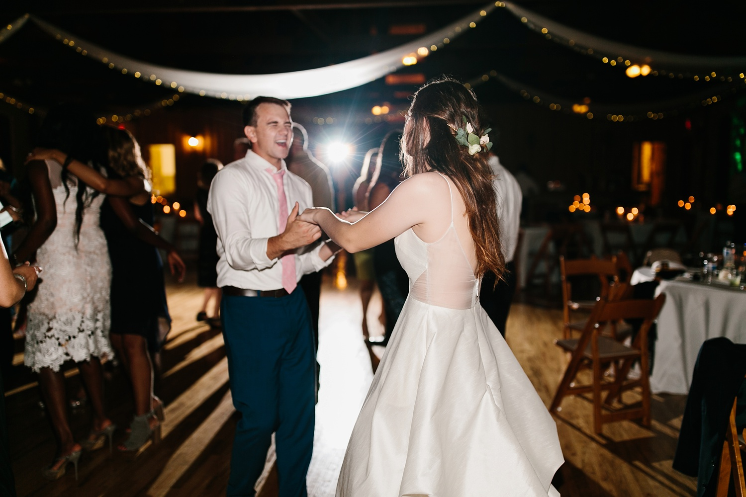 Aleta + Sabian a blush pink and navy blue wedding at The Springs in Anna, TX by North Texas Wedding Photographer _ Rachel Meagan Photography _ 130
