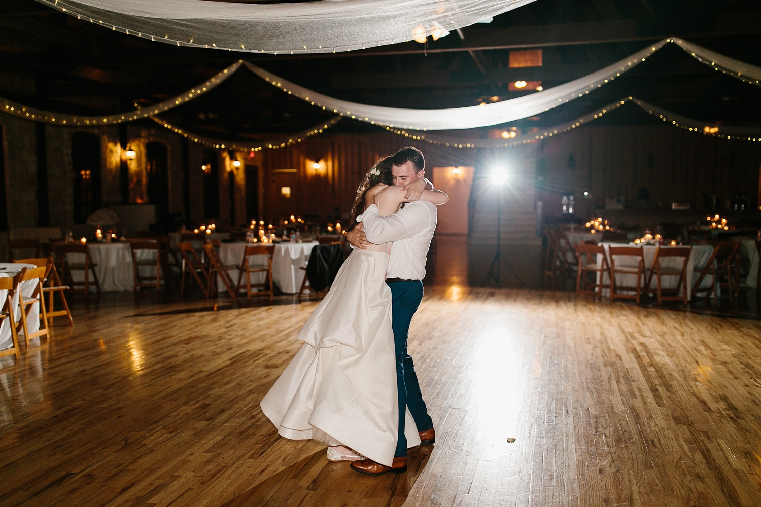 Aleta + Sabian a blush pink and navy blue wedding at The Springs in Anna, TX by North Texas Wedding Photographer _ Rachel Meagan Photography _ 135