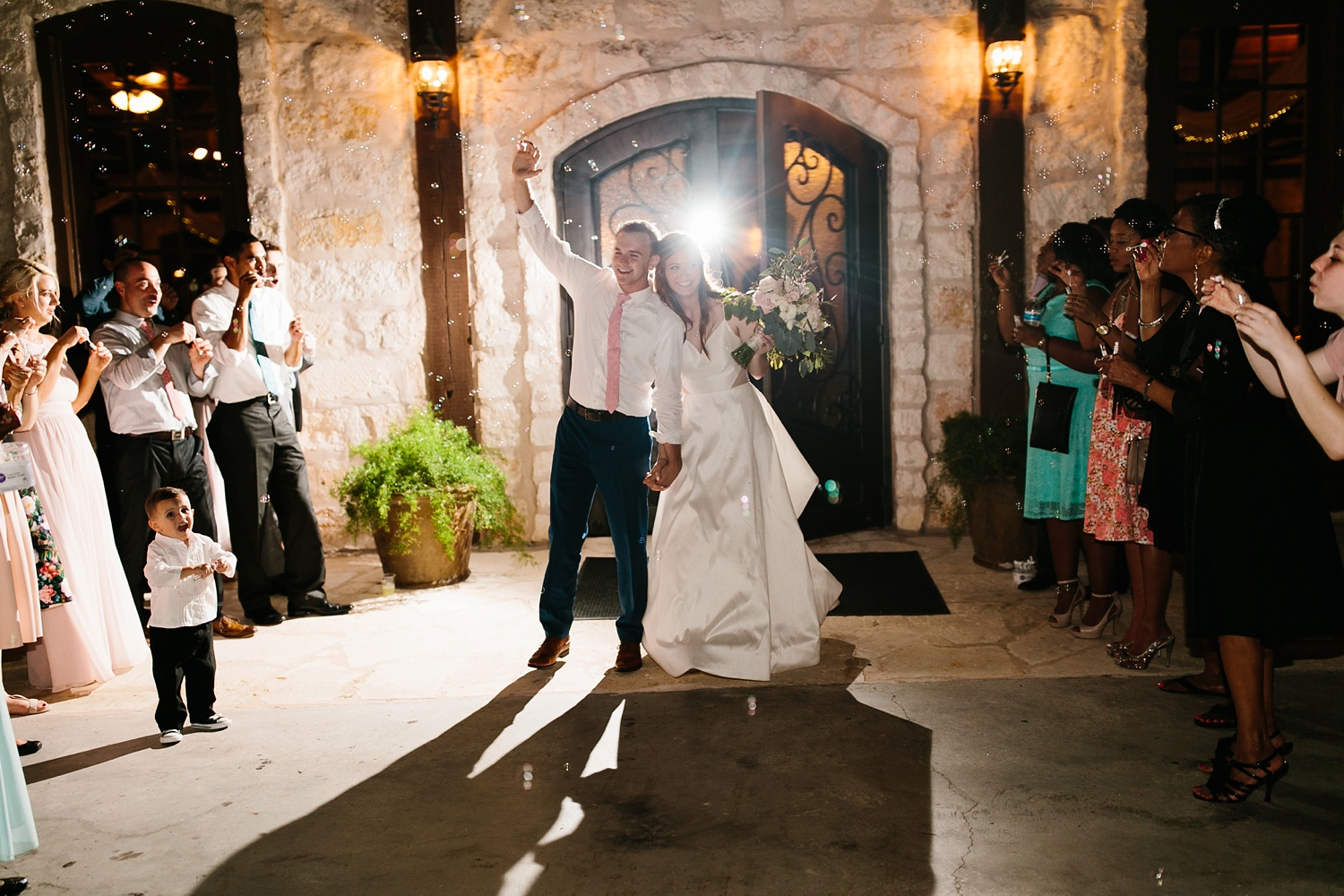 Aleta + Sabian a blush pink and navy blue wedding at The Springs in Anna, TX by North Texas Wedding Photographer _ Rachel Meagan Photography _ 137