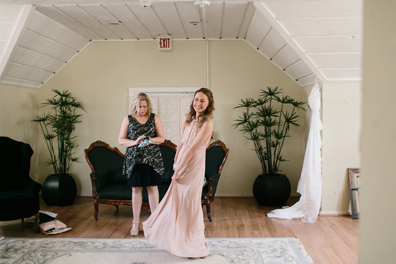 Amber + Daniel an intimate, simple, spring ceremony at Heard Craig Center and reception at Gather in McKinney, Texas by North Texas Wedding Photographer Rachel Meagan Photography 015