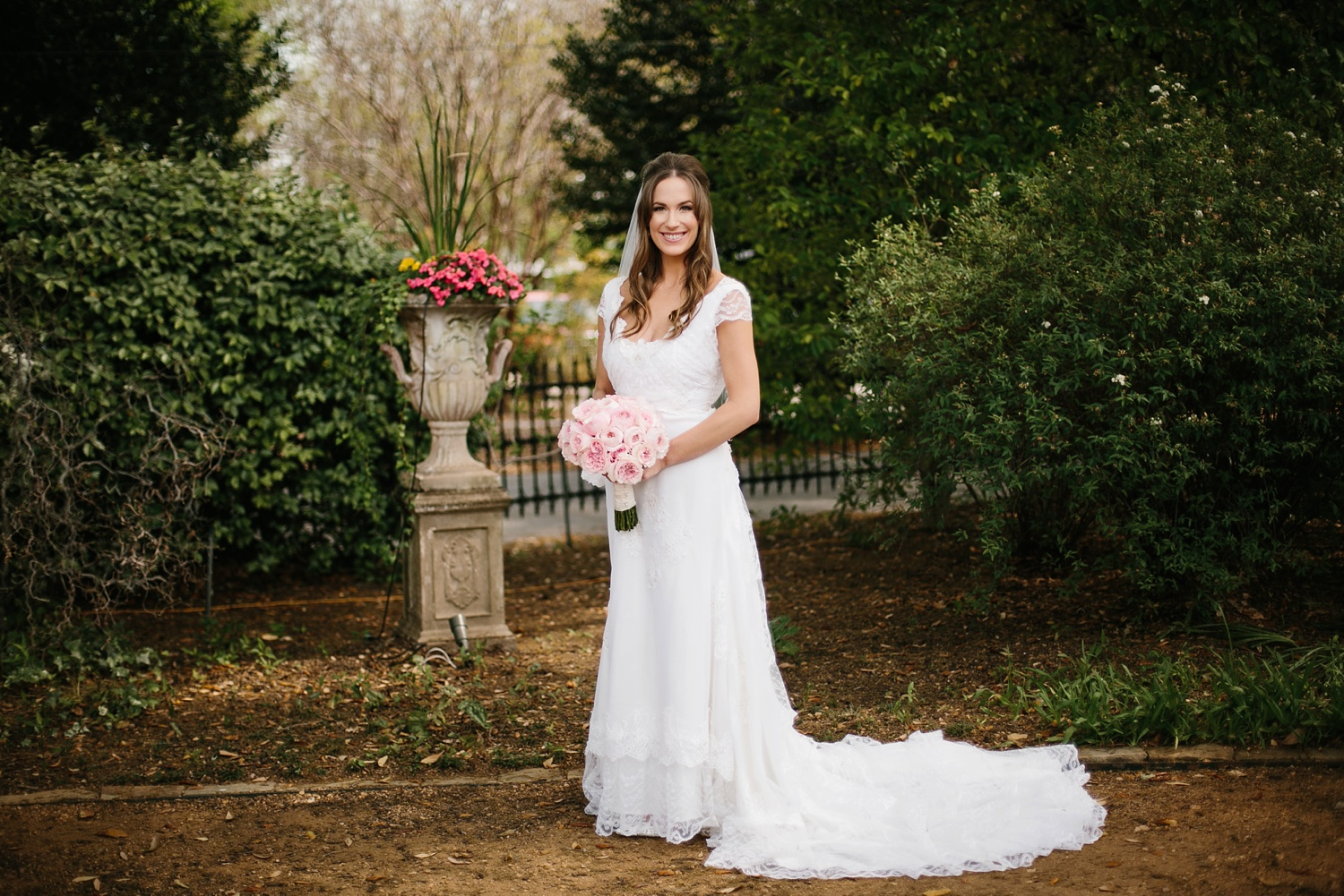 Amber + Daniel an intimate, simple, spring ceremony at Heard Craig Center and reception at Gather in McKinney, Texas by North Texas Wedding Photographer Rachel Meagan Photography 031
