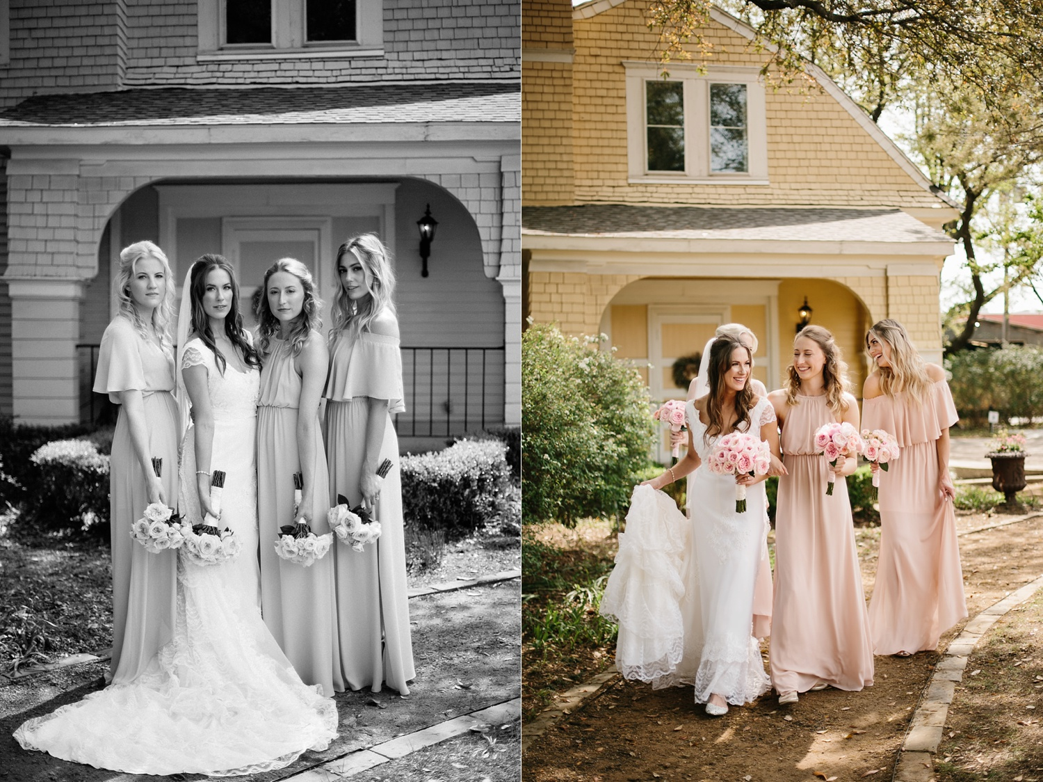 Amber + Daniel an intimate, simple, spring ceremony at Heard Craig Center and reception at Gather in McKinney, Texas by North Texas Wedding Photographer Rachel Meagan Photography 033