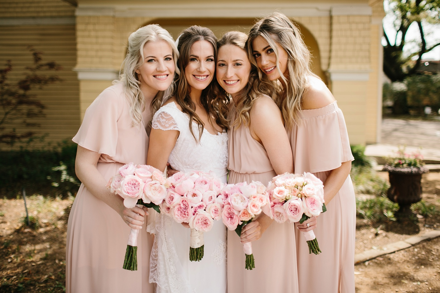 Amber + Daniel an intimate, simple, spring ceremony at Heard Craig Center and reception at Gather in McKinney, Texas by North Texas Wedding Photographer Rachel Meagan Photography 034