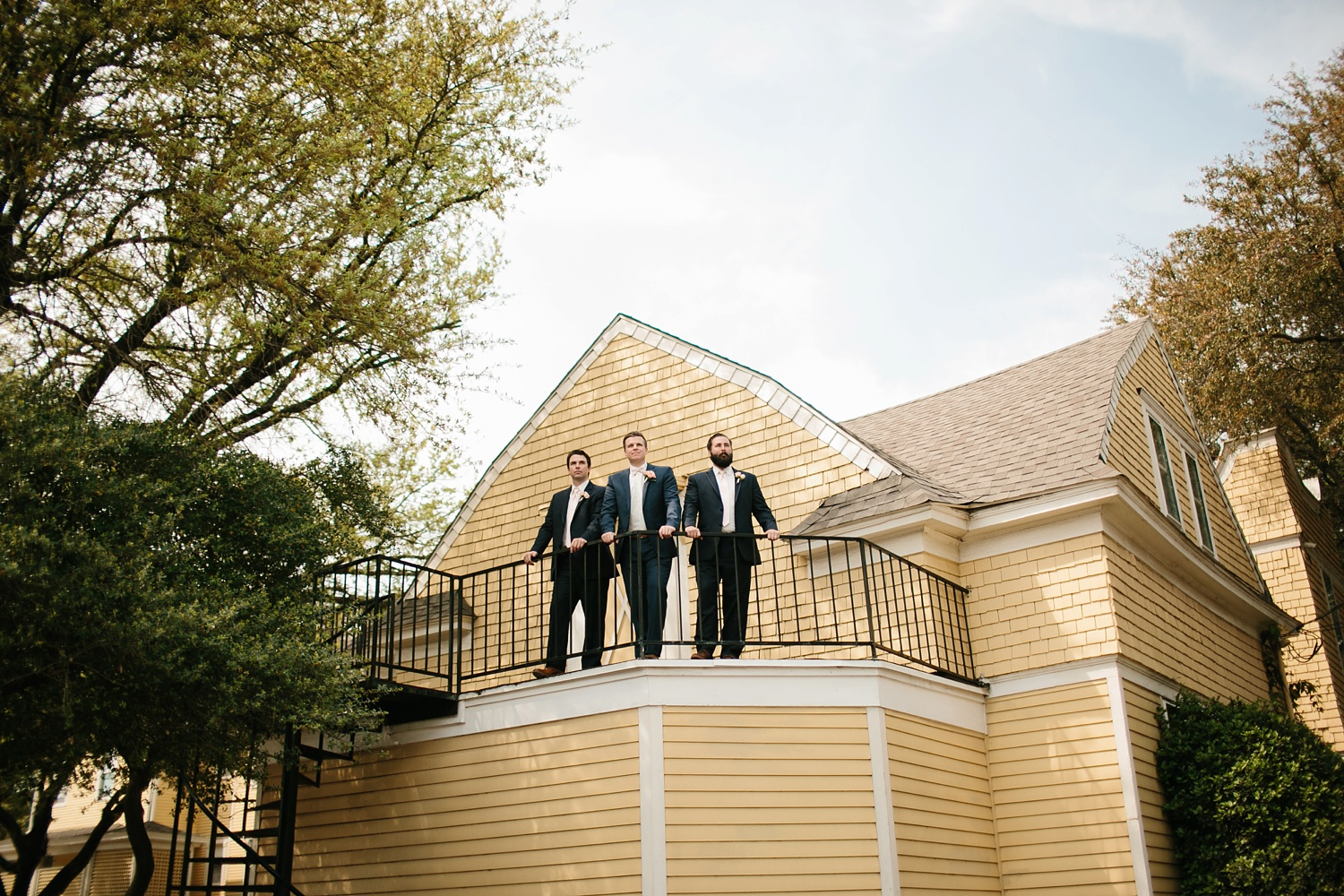 Amber + Daniel an intimate, simple, spring ceremony at Heard Craig Center and reception at Gather in McKinney, Texas by North Texas Wedding Photographer Rachel Meagan Photography 040