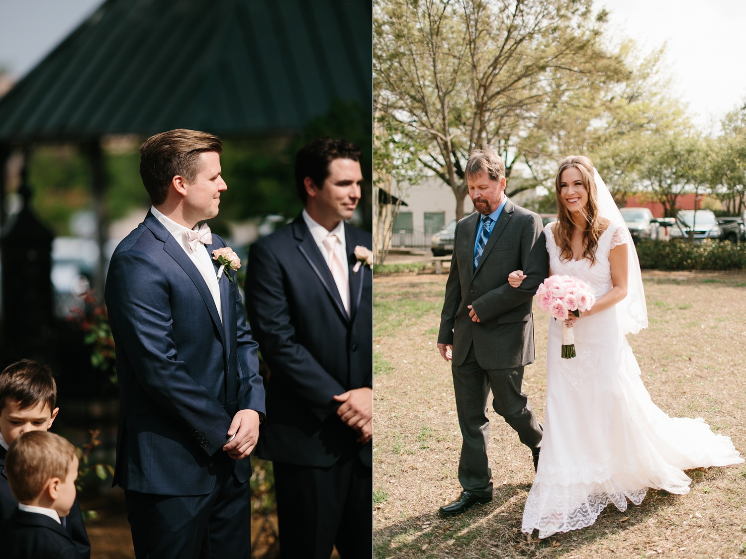 Amber + Daniel an intimate, simple, spring ceremony at Heard Craig Center and reception at Gather in McKinney, Texas by North Texas Wedding Photographer Rachel Meagan Photography 052