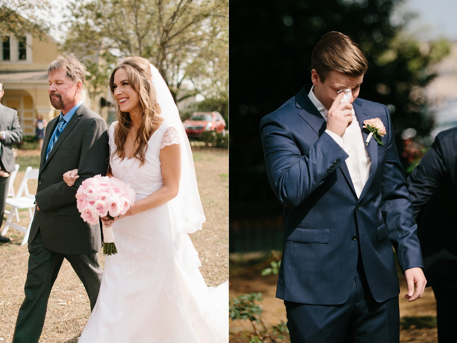 Amber + Daniel an intimate, simple, spring ceremony at Heard Craig Center and reception at Gather in McKinney, Texas by North Texas Wedding Photographer Rachel Meagan Photography 053