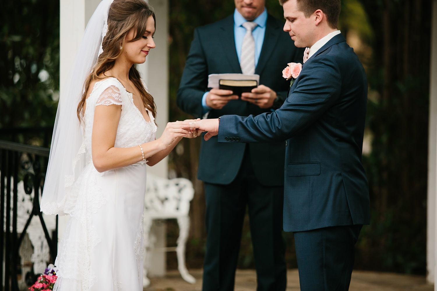 Amber + Daniel an intimate, simple, spring ceremony at Heard Craig Center and reception at Gather in McKinney, Texas by North Texas Wedding Photographer Rachel Meagan Photography 065