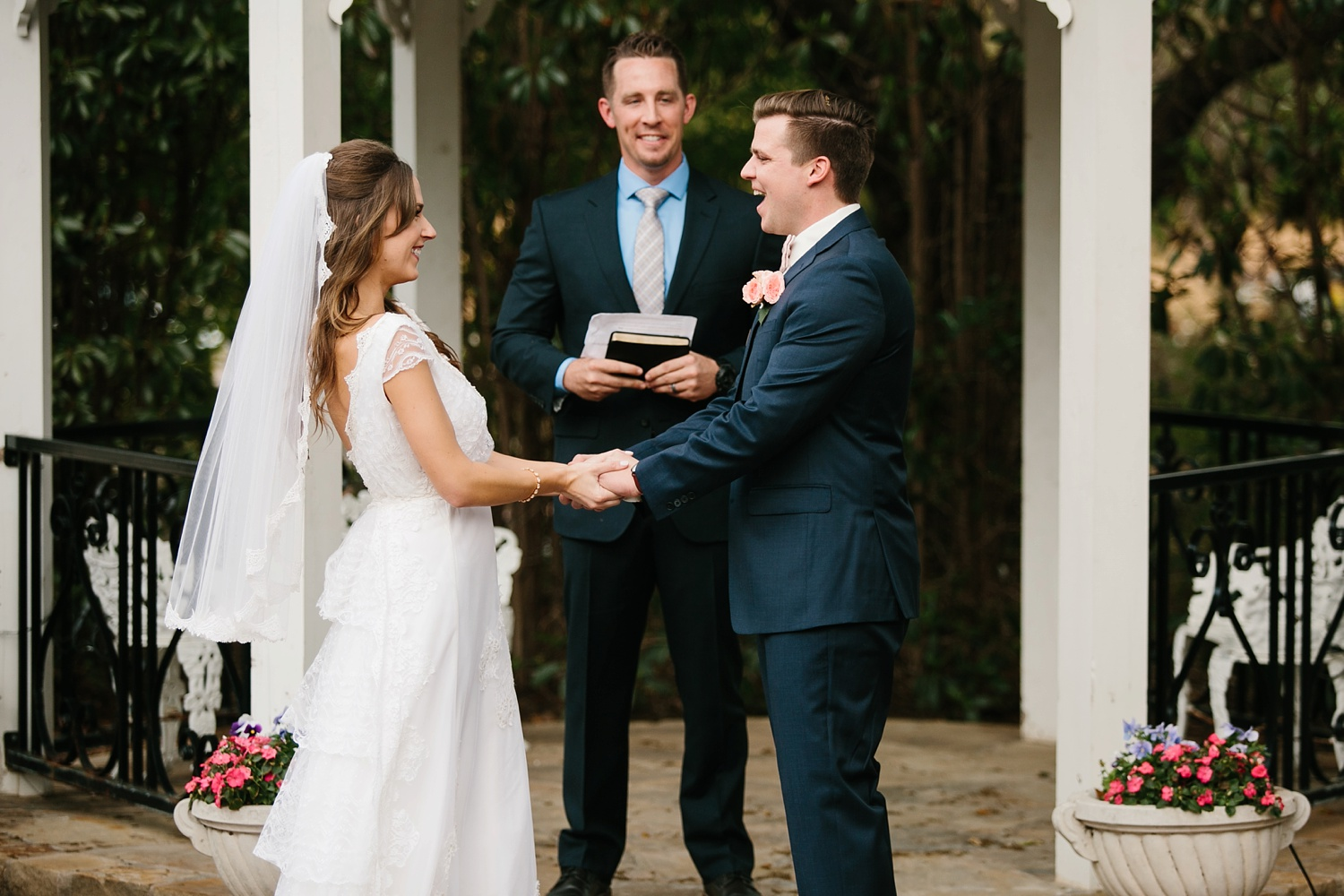 Amber + Daniel an intimate, simple, spring ceremony at Heard Craig Center and reception at Gather in McKinney, Texas by North Texas Wedding Photographer Rachel Meagan Photography 067