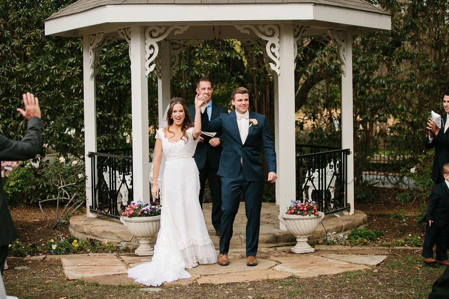 Amber + Daniel an intimate, simple, spring ceremony at Heard Craig Center and reception at Gather in McKinney, Texas by North Texas Wedding Photographer Rachel Meagan Photography 069