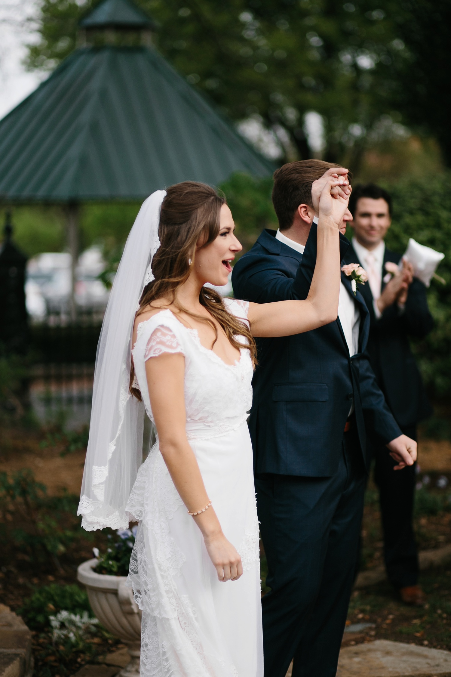 Amber + Daniel an intimate, simple, spring ceremony at Heard Craig Center and reception at Gather in McKinney, Texas by North Texas Wedding Photographer Rachel Meagan Photography 070