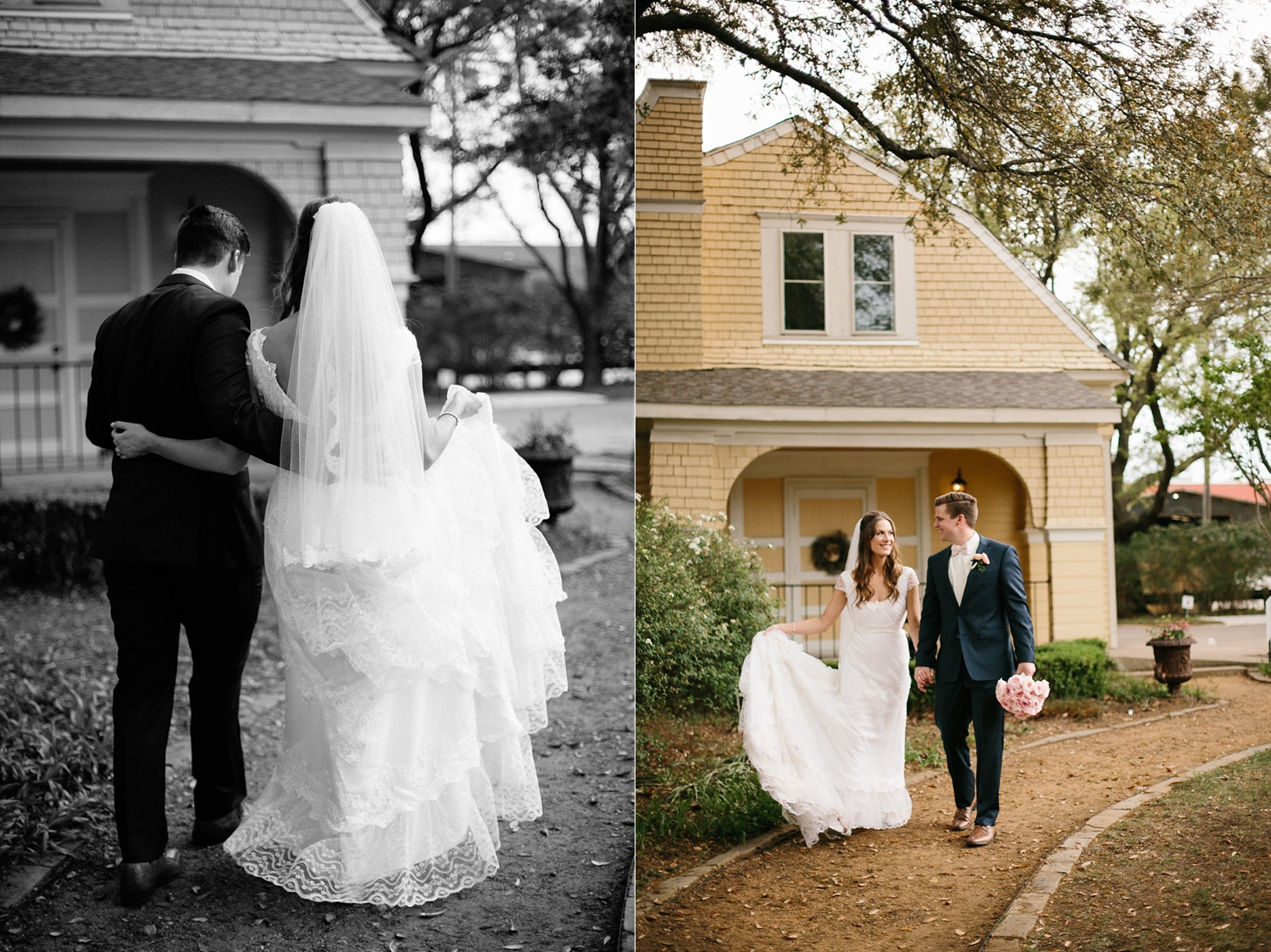 Amber + Daniel an intimate, simple, spring ceremony at Heard Craig Center and reception at Gather in McKinney, Texas by North Texas Wedding Photographer Rachel Meagan Photography 078