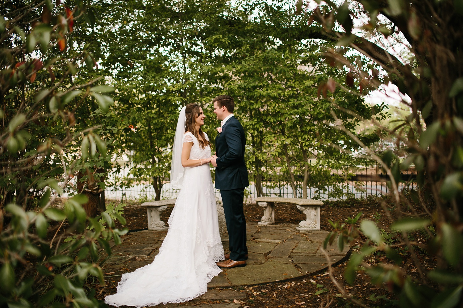 Amber + Daniel an intimate, simple, spring ceremony at Heard Craig Center and reception at Gather in McKinney, Texas by North Texas Wedding Photographer Rachel Meagan Photography 080
