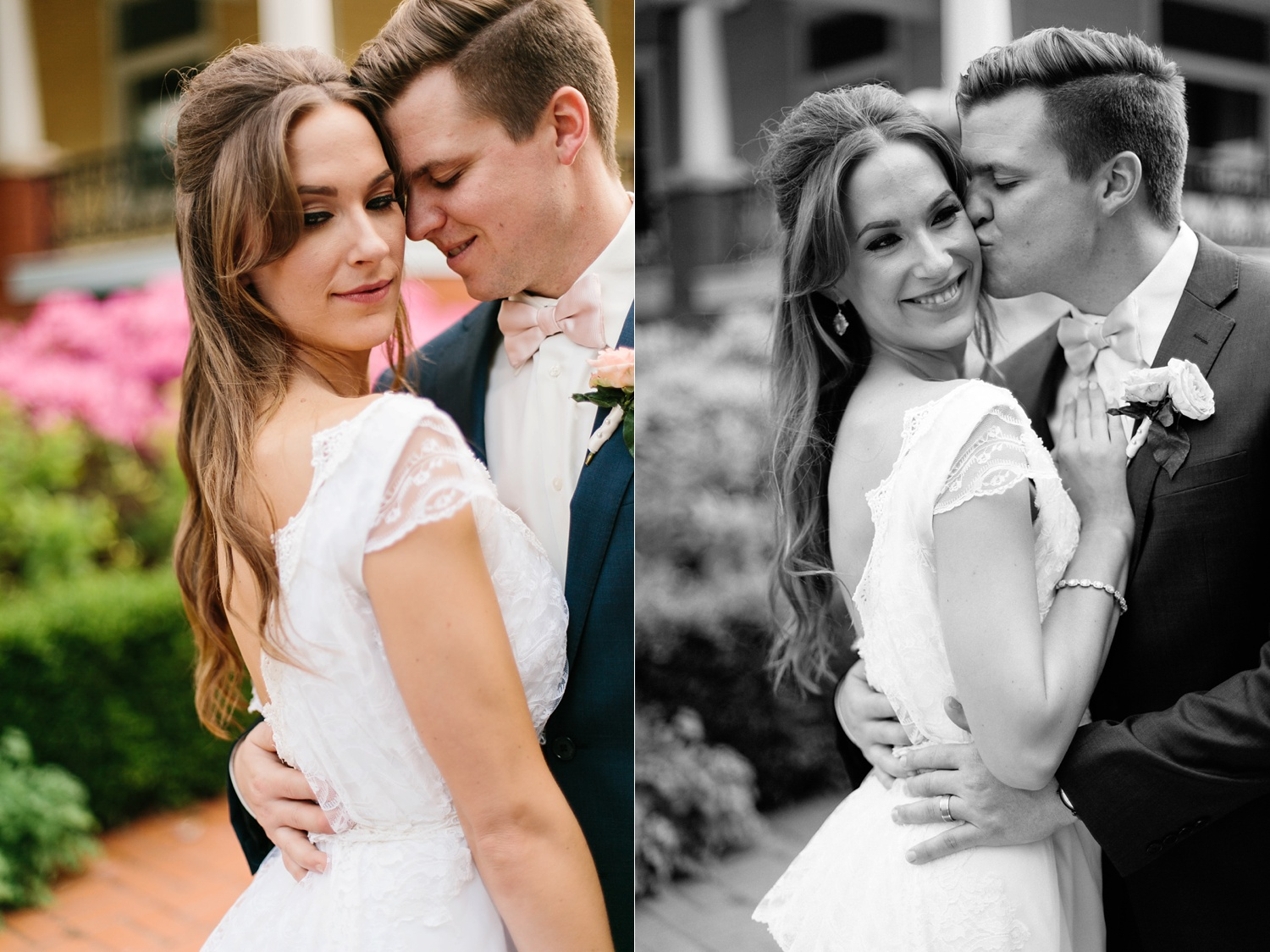 Amber + Daniel an intimate, simple, spring ceremony at Heard Craig Center and reception at Gather in McKinney, Texas by North Texas Wedding Photographer Rachel Meagan Photography 090