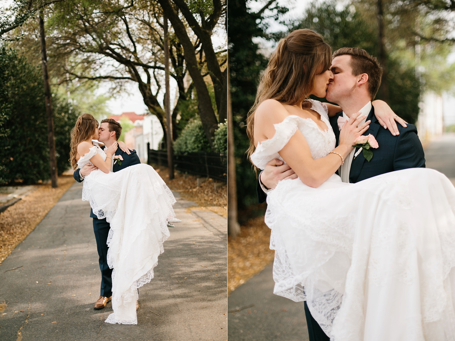 Amber + Daniel an intimate, simple, spring ceremony at Heard Craig Center and reception at Gather in McKinney, Texas by North Texas Wedding Photographer Rachel Meagan Photography 097