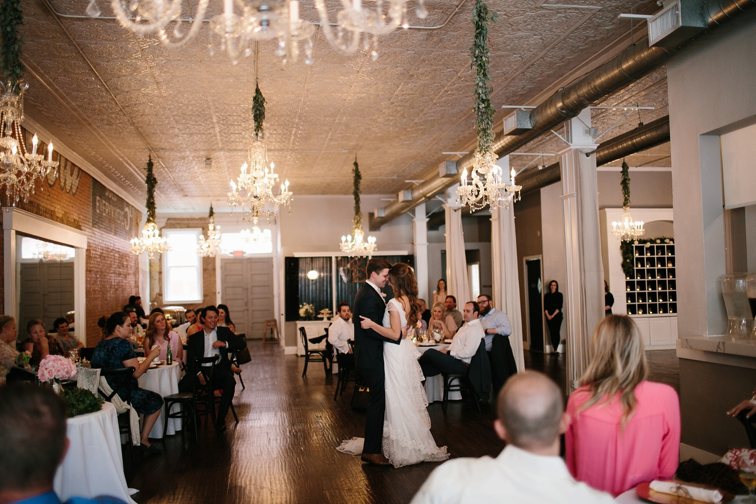 Amber + Daniel an intimate, simple, spring ceremony at Heard Craig Center and reception at Gather in McKinney, Texas by North Texas Wedding Photographer Rachel Meagan Photography 112