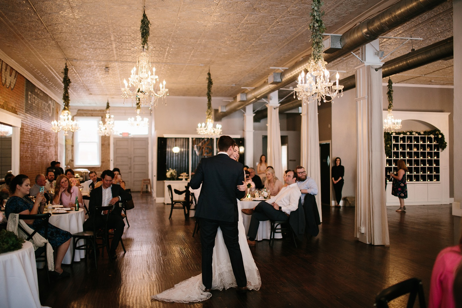 Amber + Daniel an intimate, simple, spring ceremony at Heard Craig Center and reception at Gather in McKinney, Texas by North Texas Wedding Photographer Rachel Meagan Photography 113