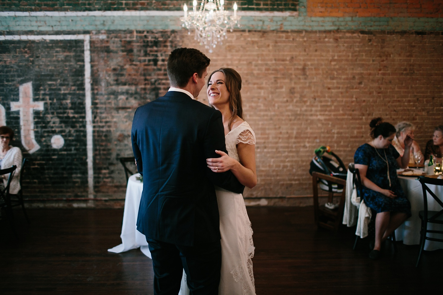 Amber + Daniel an intimate, simple, spring ceremony at Heard Craig Center and reception at Gather in McKinney, Texas by North Texas Wedding Photographer Rachel Meagan Photography 115