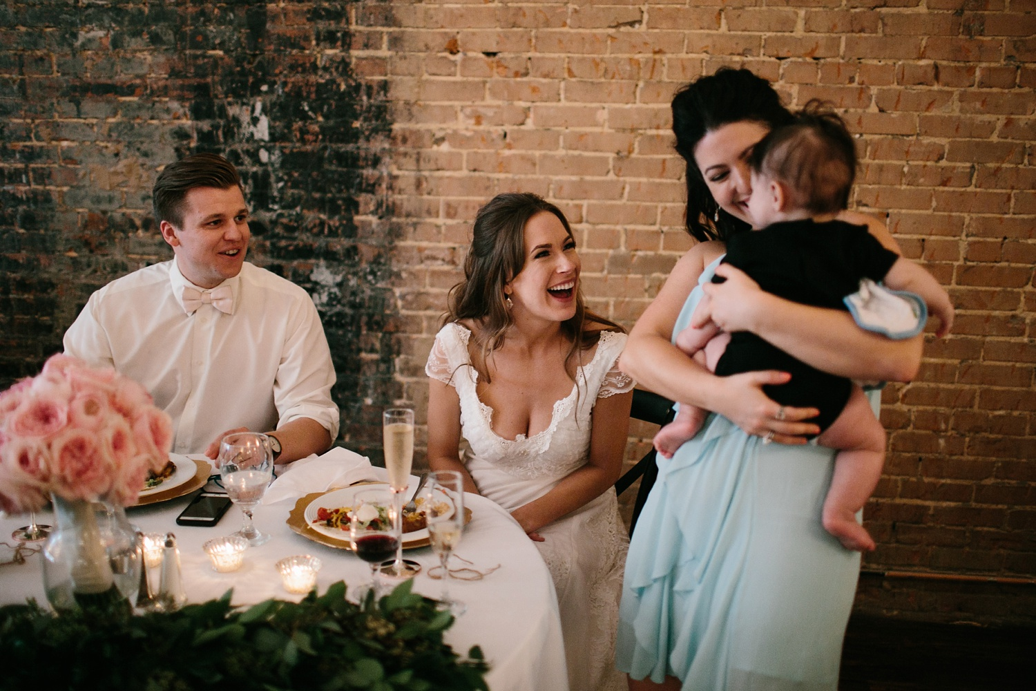 Amber + Daniel an intimate, simple, spring ceremony at Heard Craig Center and reception at Gather in McKinney, Texas by North Texas Wedding Photographer Rachel Meagan Photography 118