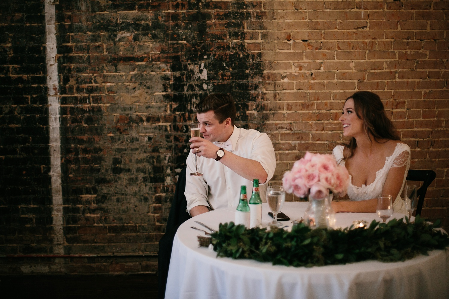Amber + Daniel an intimate, simple, spring ceremony at Heard Craig Center and reception at Gather in McKinney, Texas by North Texas Wedding Photographer Rachel Meagan Photography 120