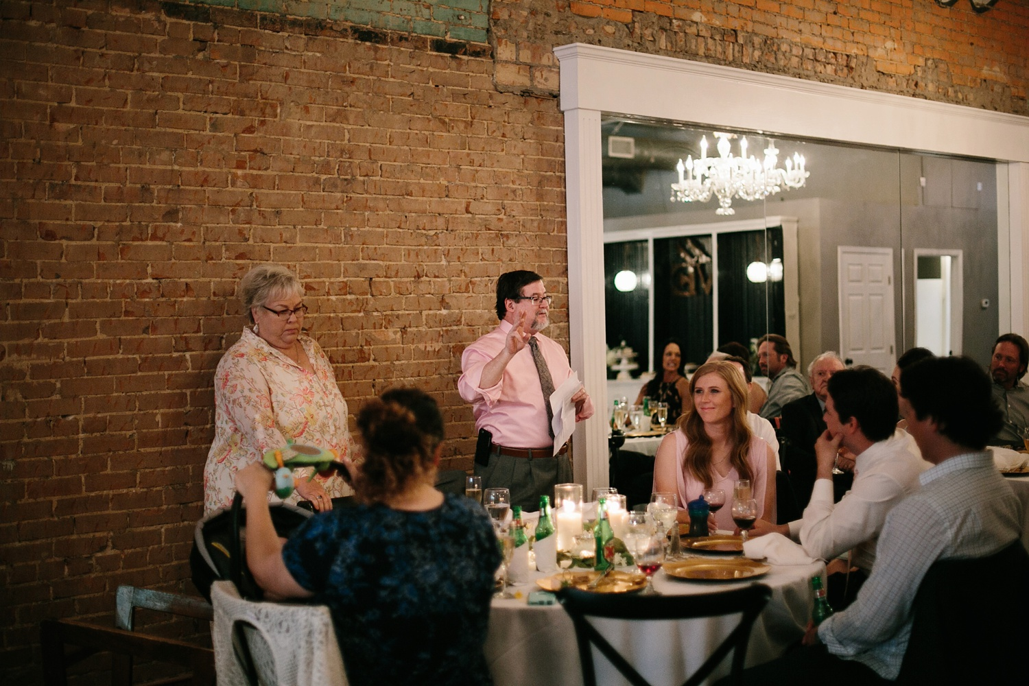 Amber + Daniel an intimate, simple, spring ceremony at Heard Craig Center and reception at Gather in McKinney, Texas by North Texas Wedding Photographer Rachel Meagan Photography 121