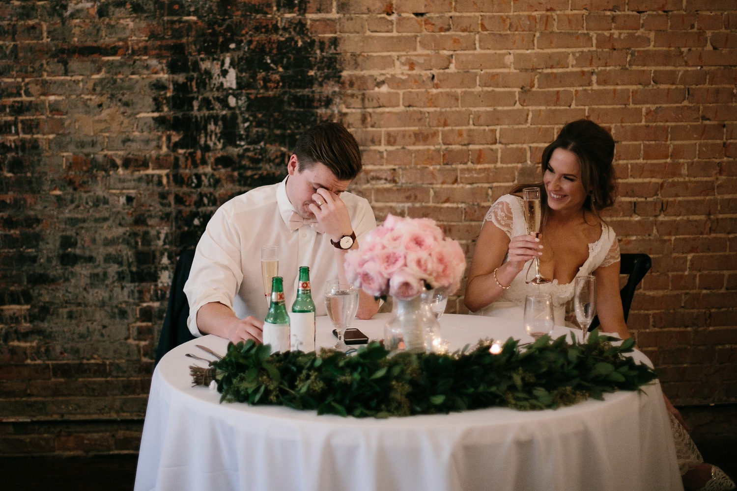 Amber + Daniel an intimate, simple, spring ceremony at Heard Craig Center and reception at Gather in McKinney, Texas by North Texas Wedding Photographer Rachel Meagan Photography 122