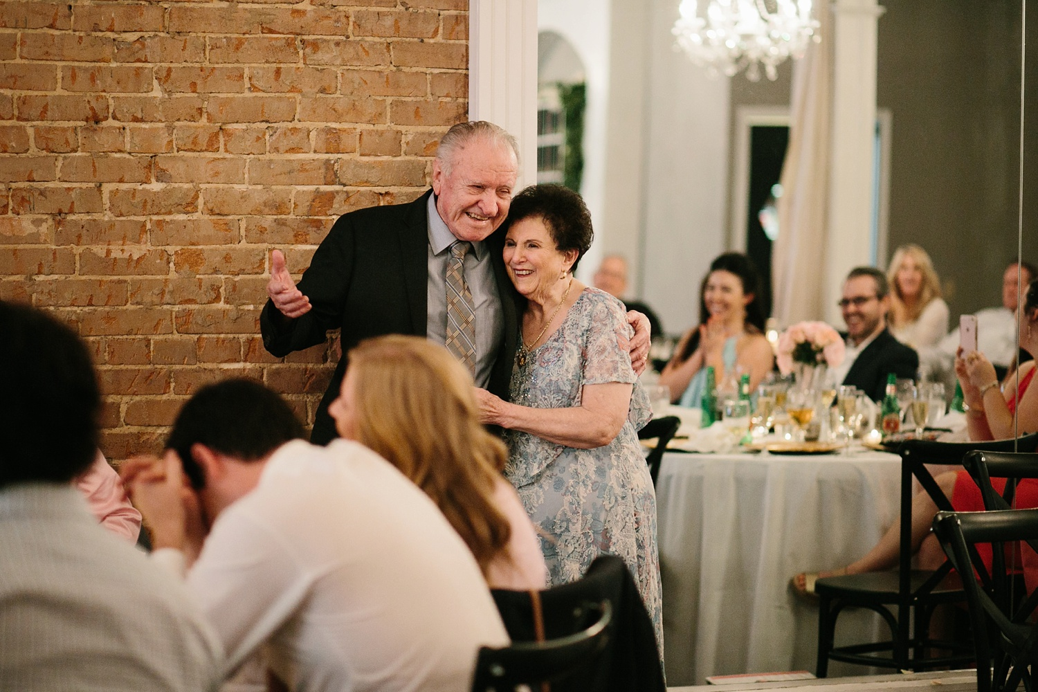 Amber + Daniel an intimate, simple, spring ceremony at Heard Craig Center and reception at Gather in McKinney, Texas by North Texas Wedding Photographer Rachel Meagan Photography 124