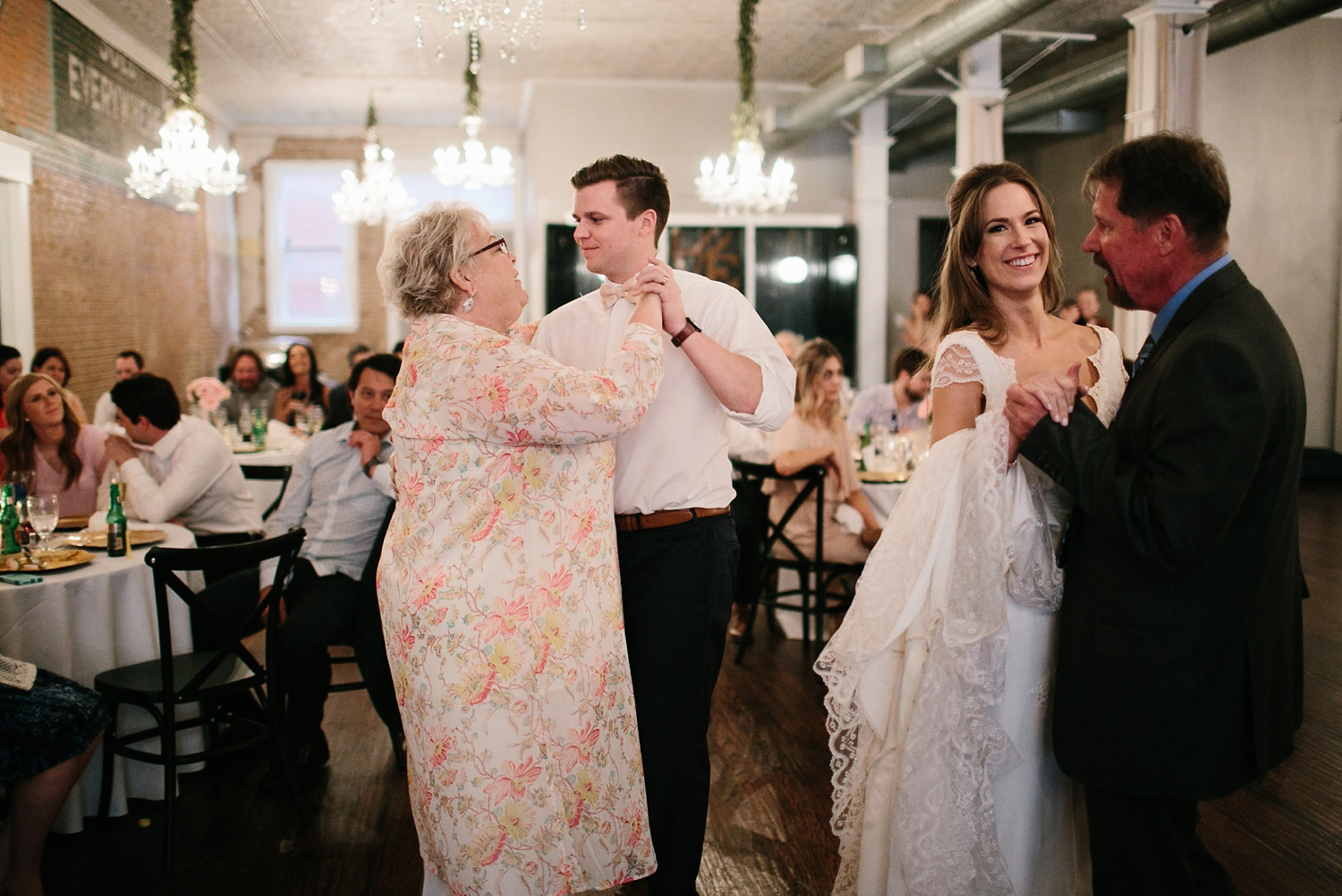 Amber + Daniel an intimate, simple, spring ceremony at Heard Craig Center and reception at Gather in McKinney, Texas by North Texas Wedding Photographer Rachel Meagan Photography 127
