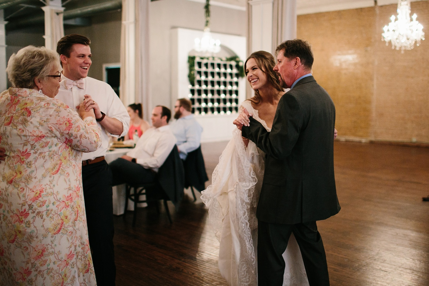 Amber + Daniel an intimate, simple, spring ceremony at Heard Craig Center and reception at Gather in McKinney, Texas by North Texas Wedding Photographer Rachel Meagan Photography 128