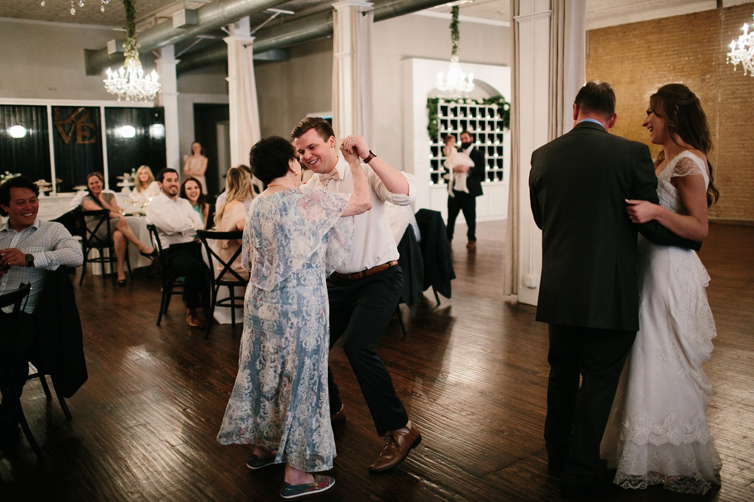 Amber + Daniel an intimate, simple, spring ceremony at Heard Craig Center and reception at Gather in McKinney, Texas by North Texas Wedding Photographer Rachel Meagan Photography 129